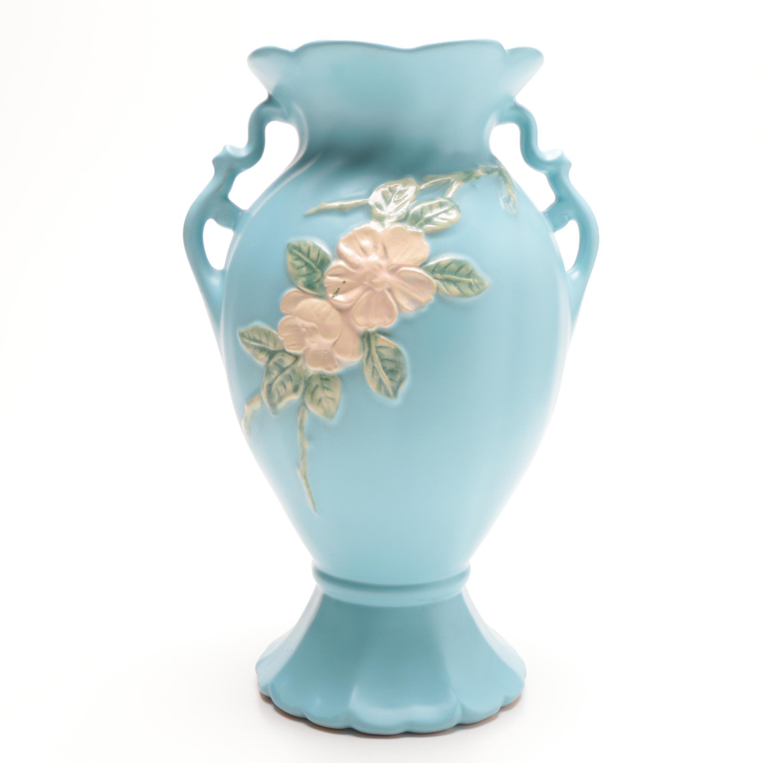 """Weller Pottery """"Blossom"""" Vase"""