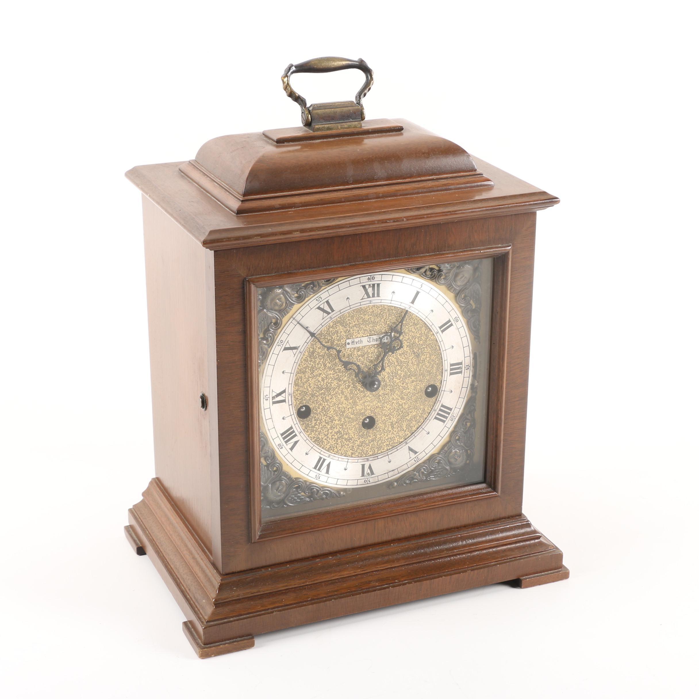 Seth Thomas  Three Chime Carriage Clock