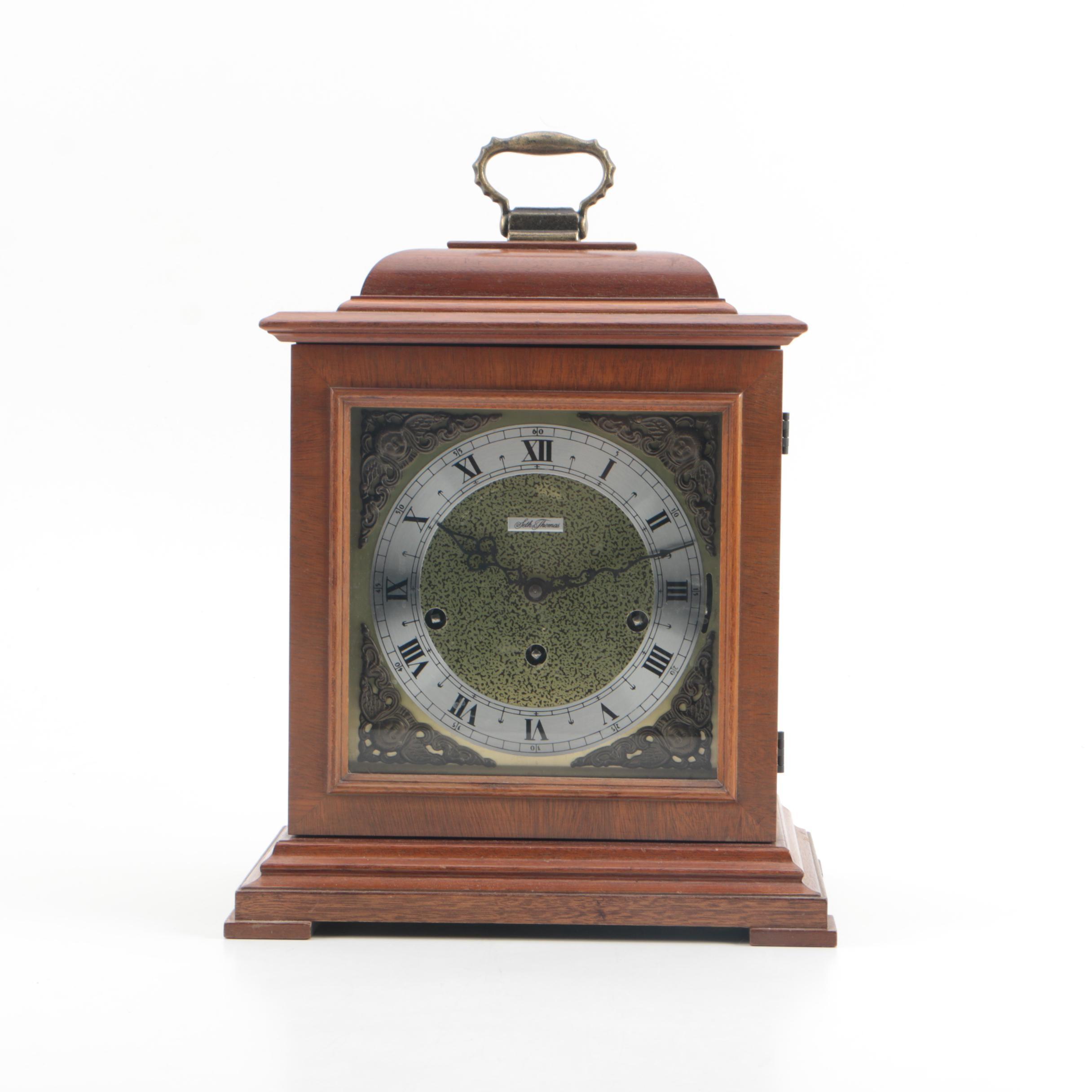 "Seth Thomas ""Legacy"" Carriage Clock"
