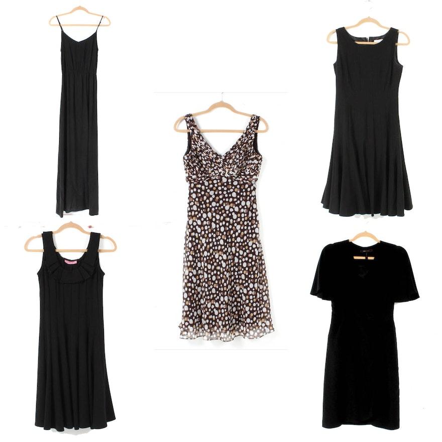119657d15701 Women's Sleeveless Dresses Featuring BCBG Maz Azria, Calvin Klein and  Tahari ...