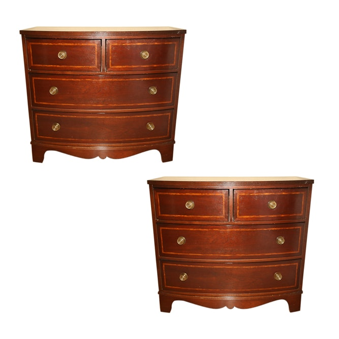 """Lexington Home Furnishings """"Palmer Home Collection"""" End Tables"""