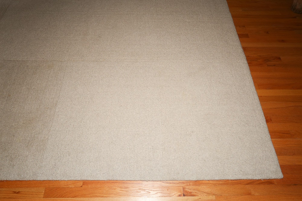 """Hand-Tufted Indian """"Maison"""" Wool Room Sized Rugs by Crate & Barrel"""