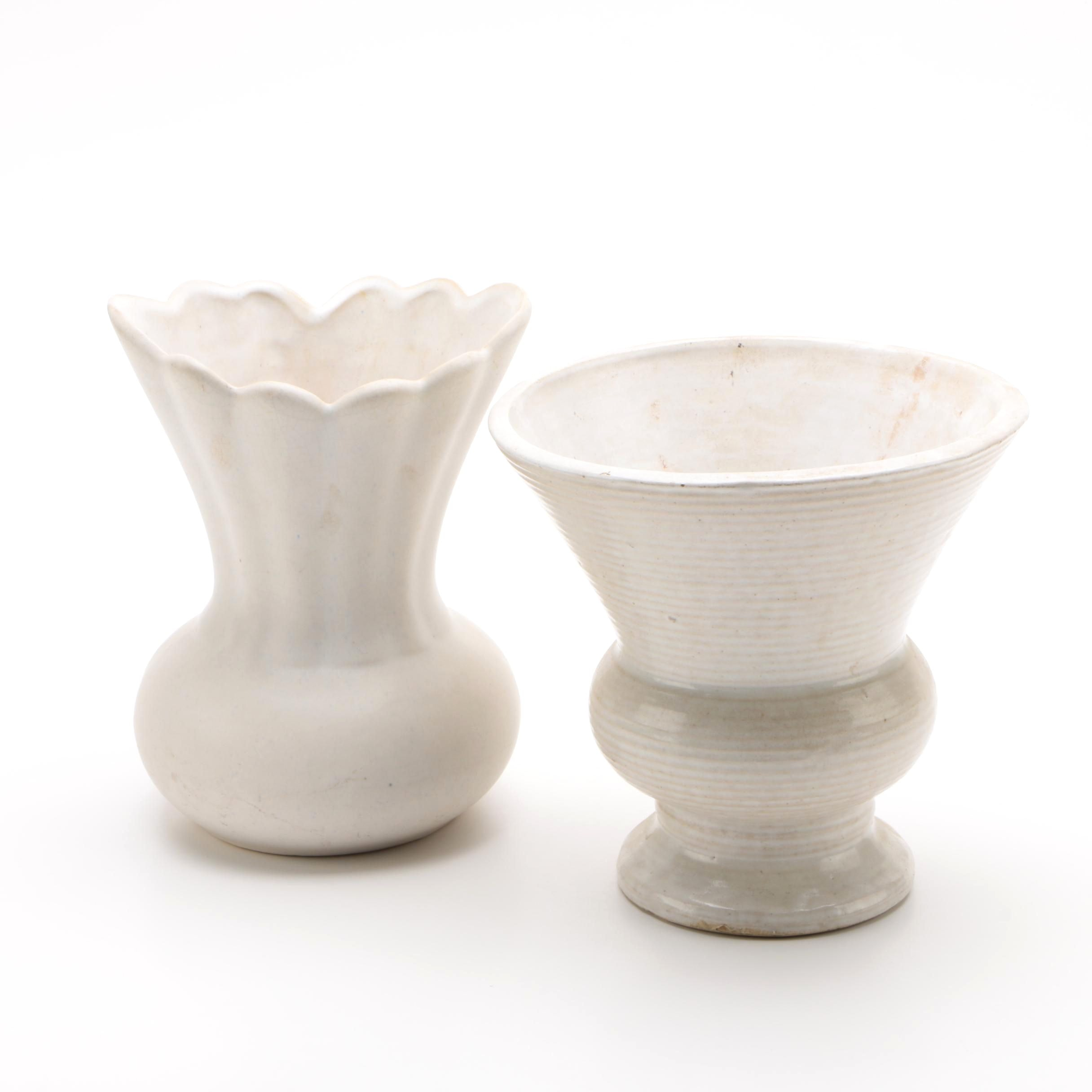 Ceramic Pottery Vase and Planter