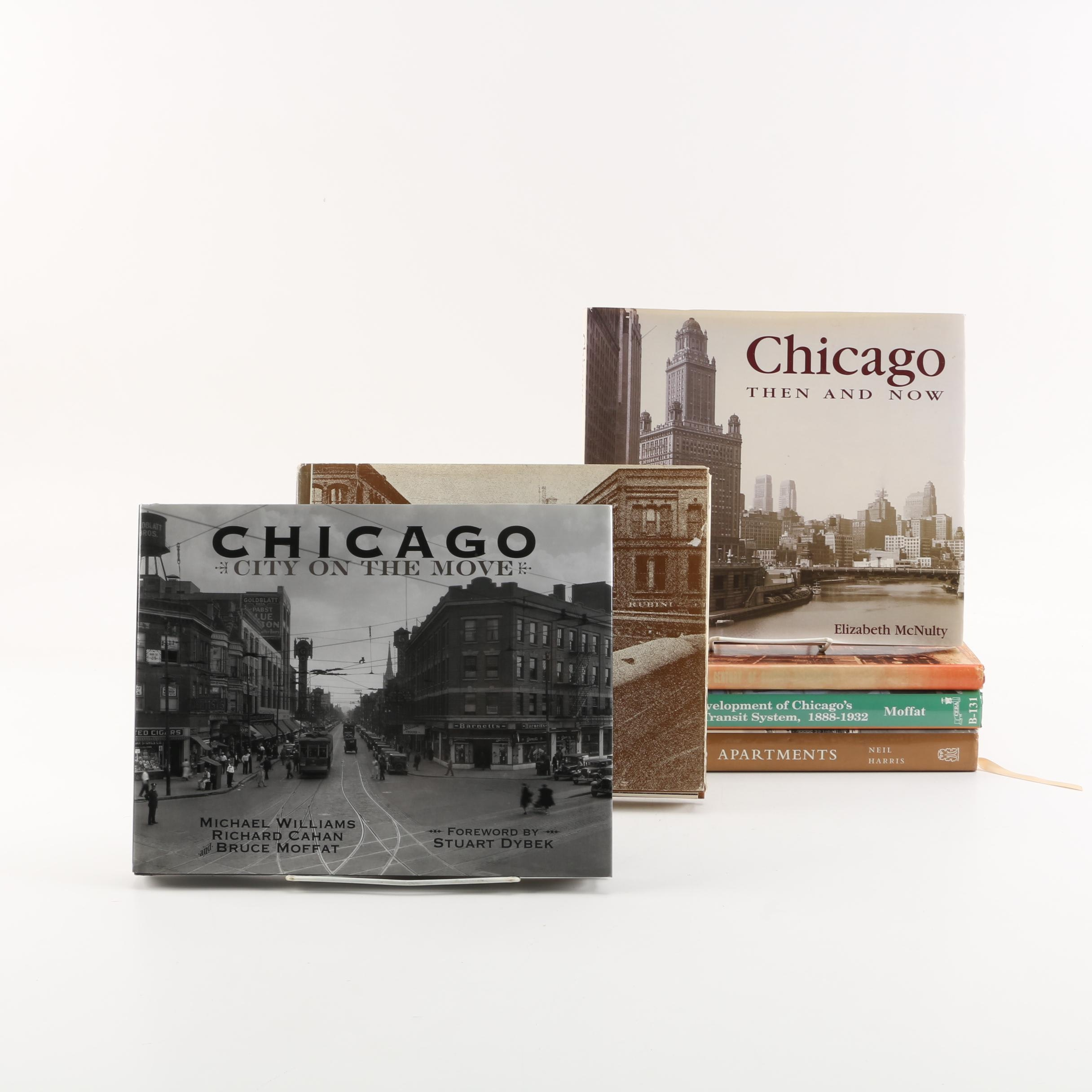 "2007 ""Chicago: City on the Move"" and Other Books on Chicago"