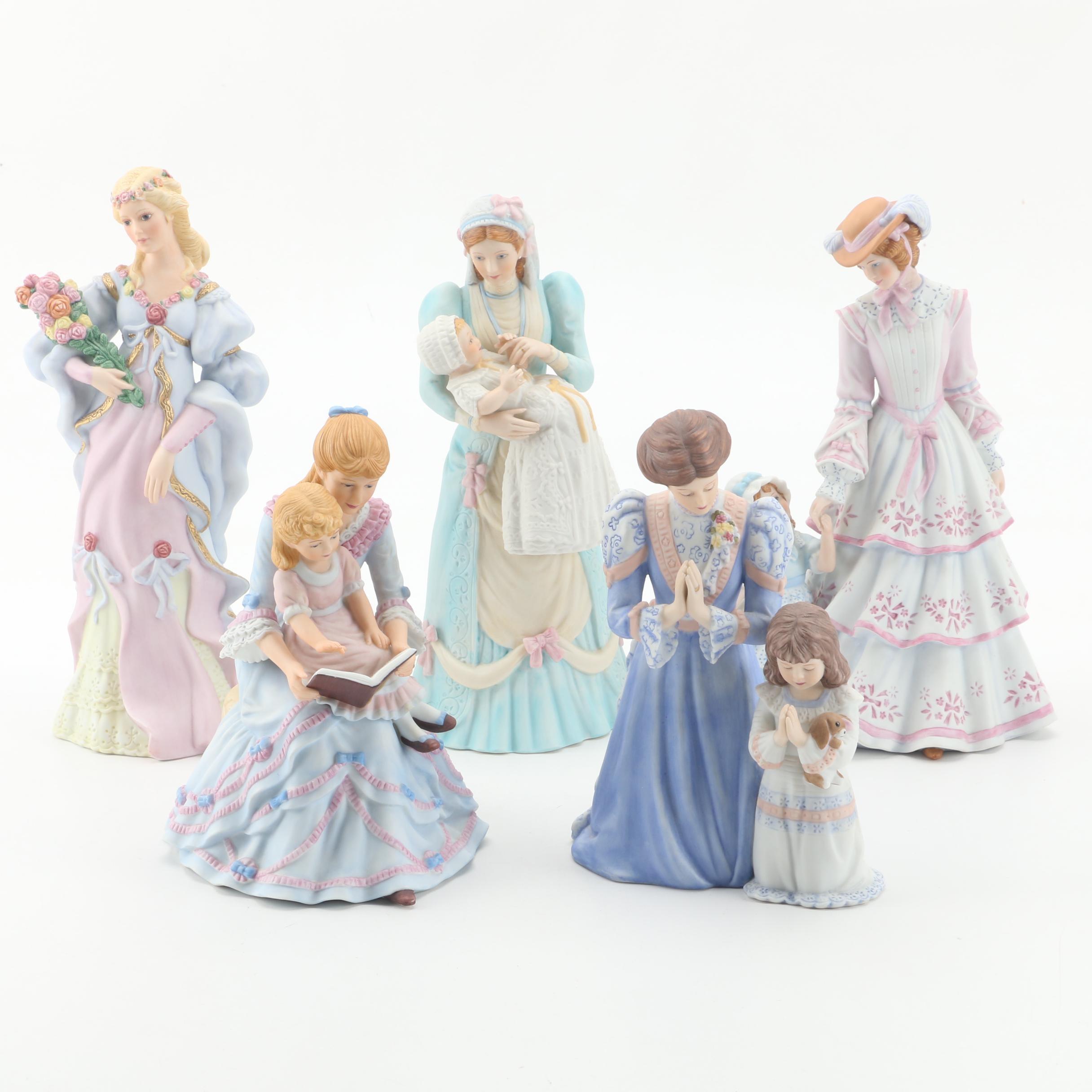 Lenox Fine Porcelain Figurines