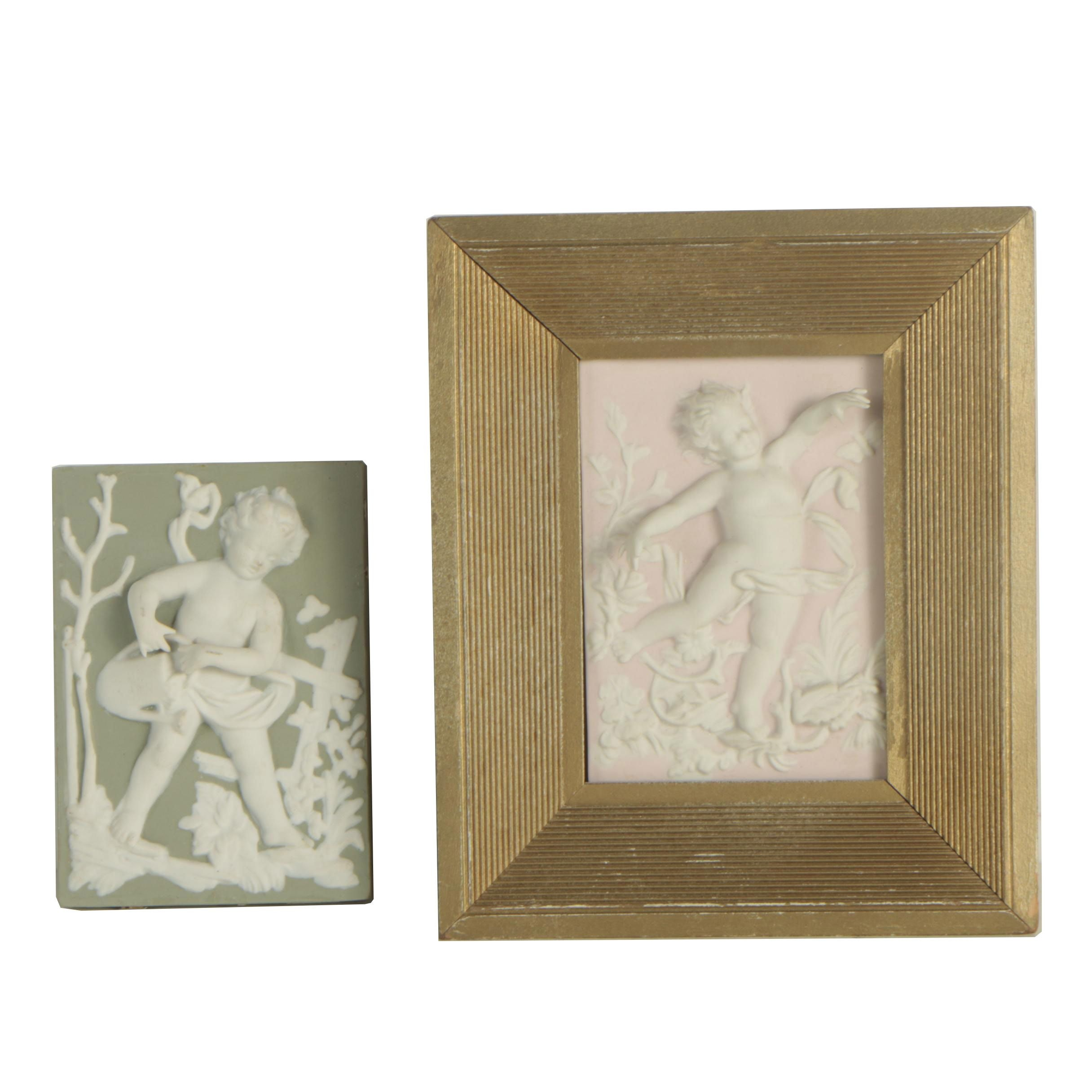 Arnart Porcelain Bas-Relief Wall Decor