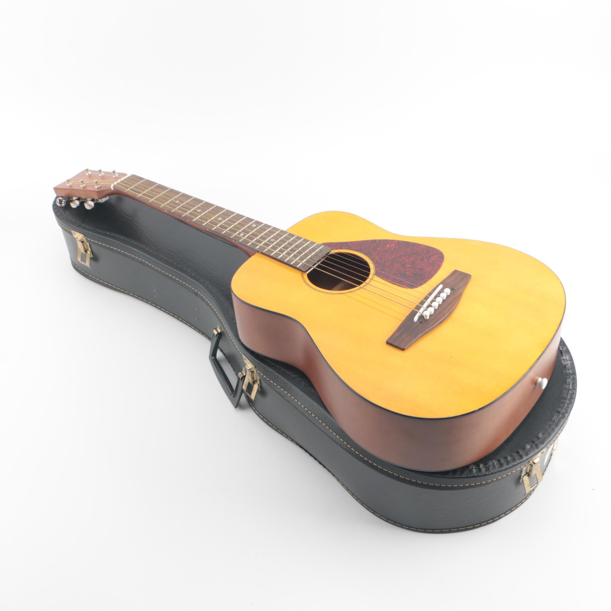 Yamaha Junior Acoustic Guitar with Case