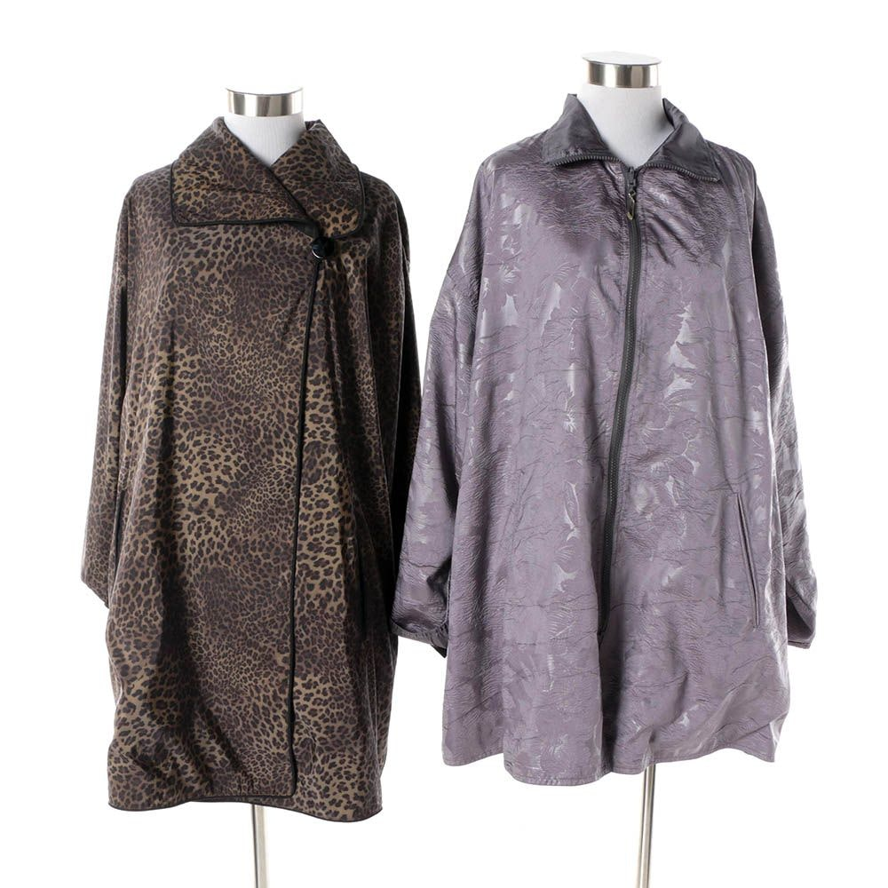 Women's Mycra Pac Reversible Jackets