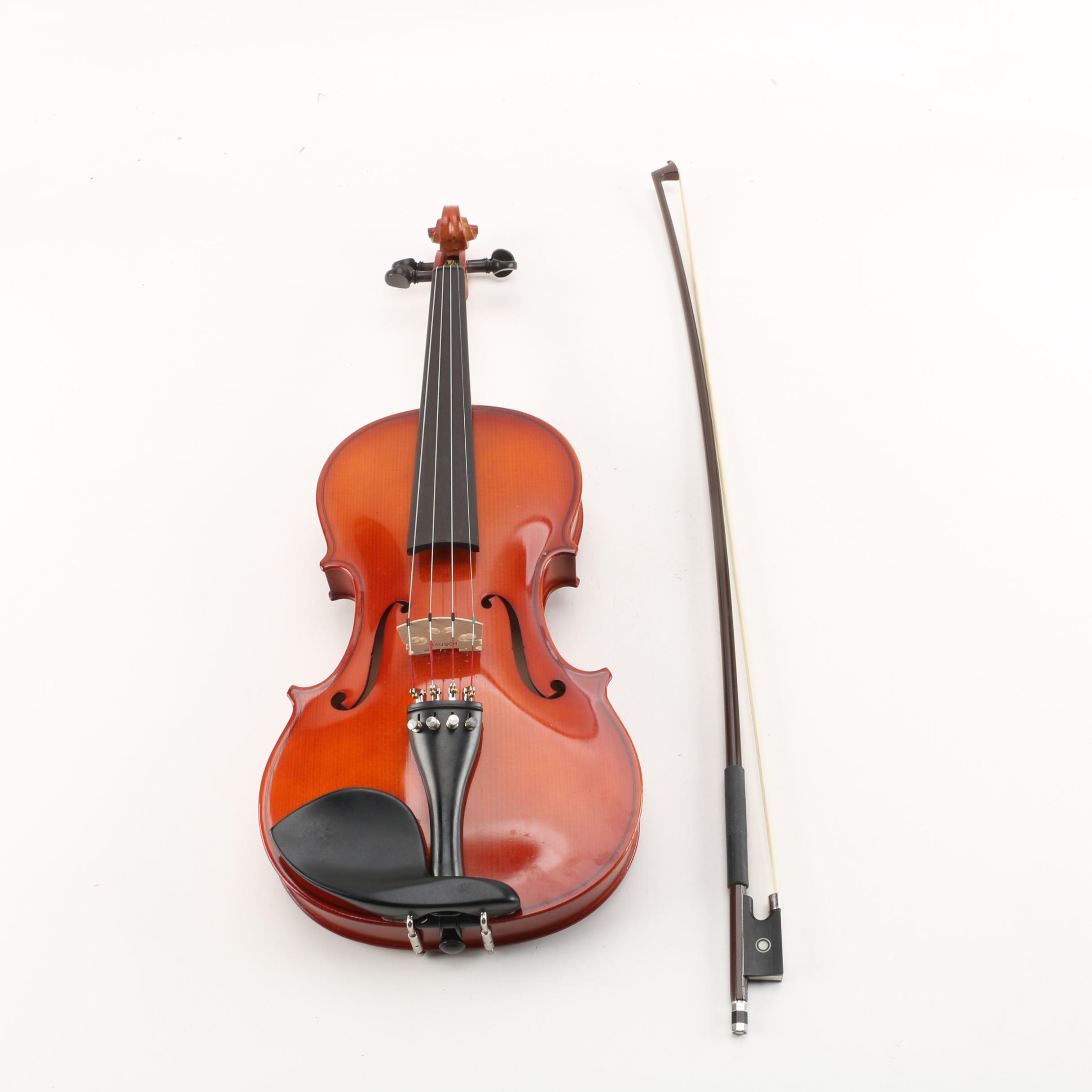 Scherl & Roth 4/4 Stradivarius Copy Violin
