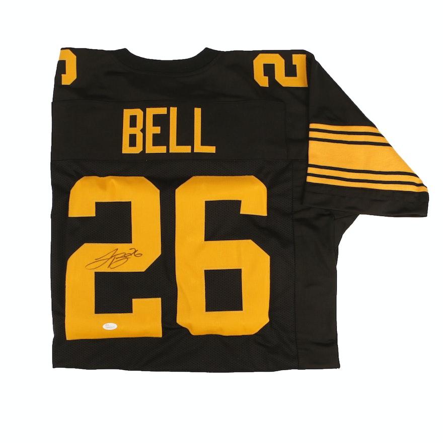 3b0c9ee60 Le Veon Bell Autographed Pittsburgh Steelers Jersey - JSA COA   EBTH