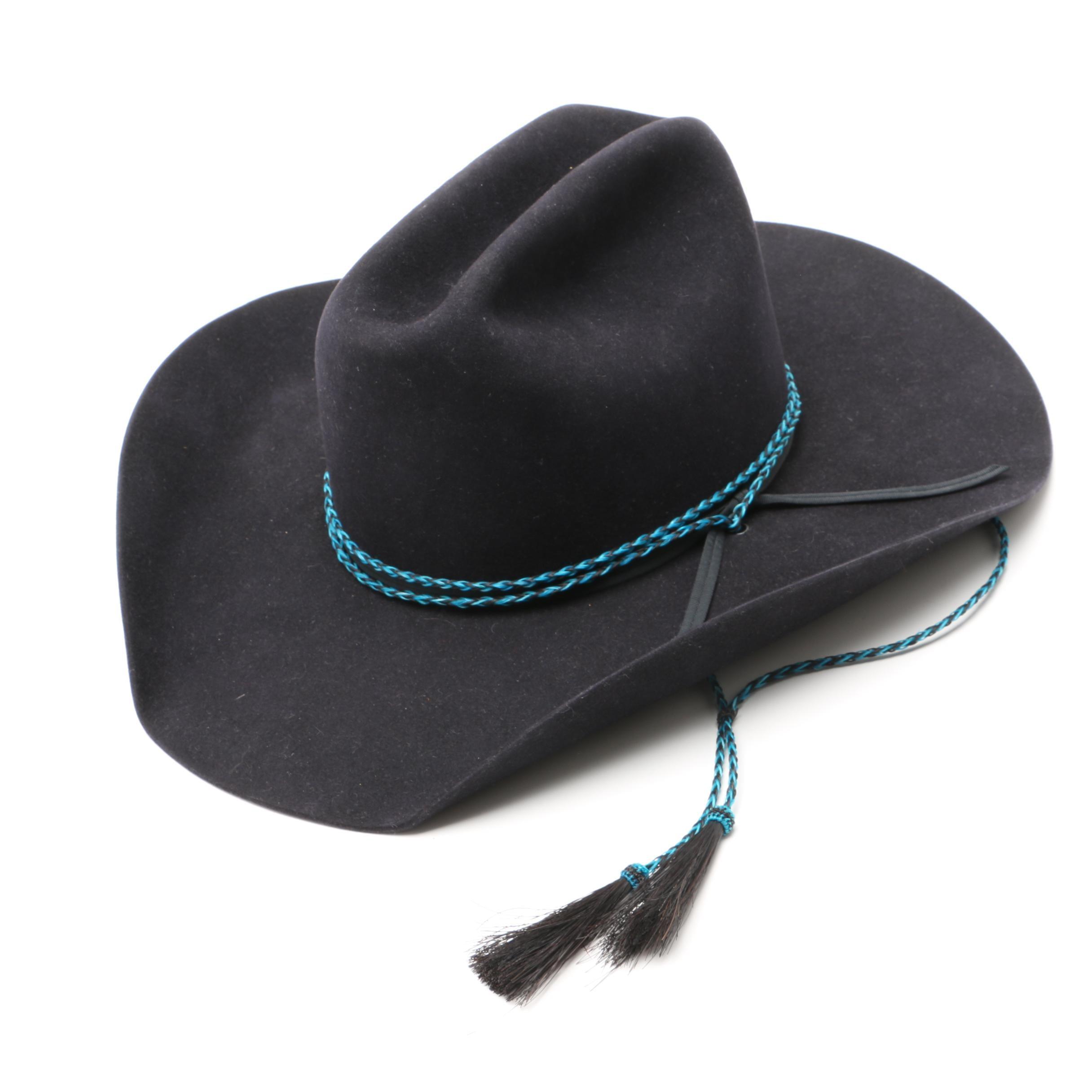 Custom Made 10X Beaver Felt Cowgirl Hat from Star of the West, South Dakota