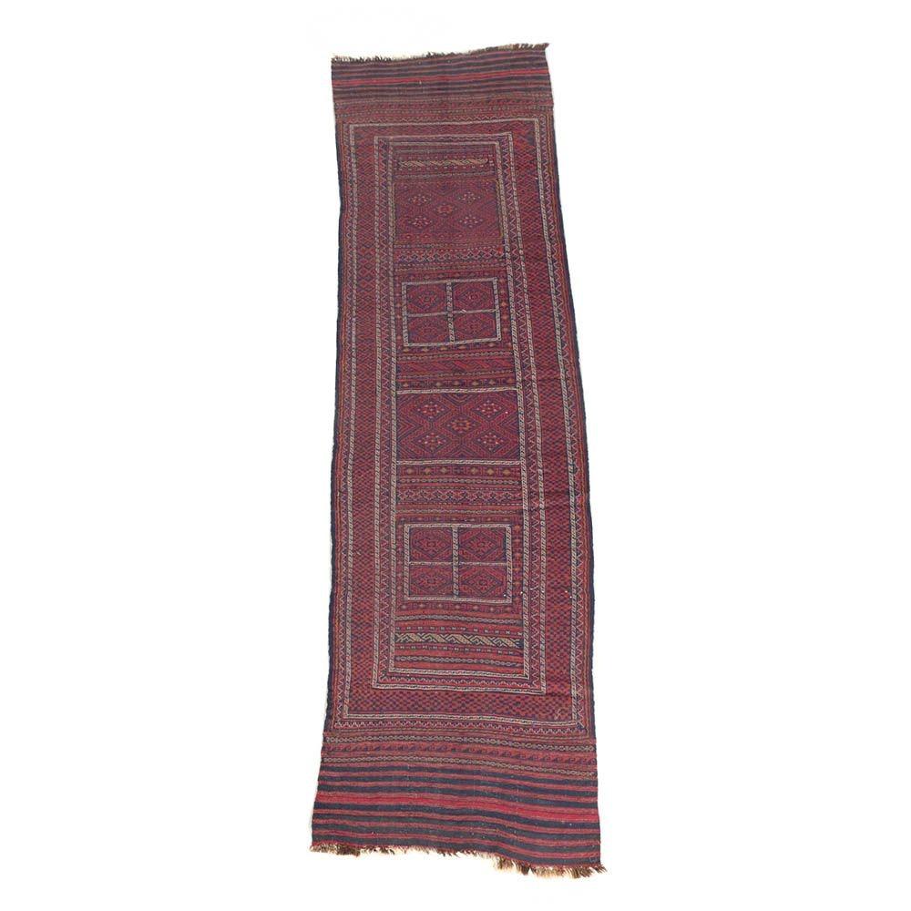 Handwoven Baluch Wool Runner