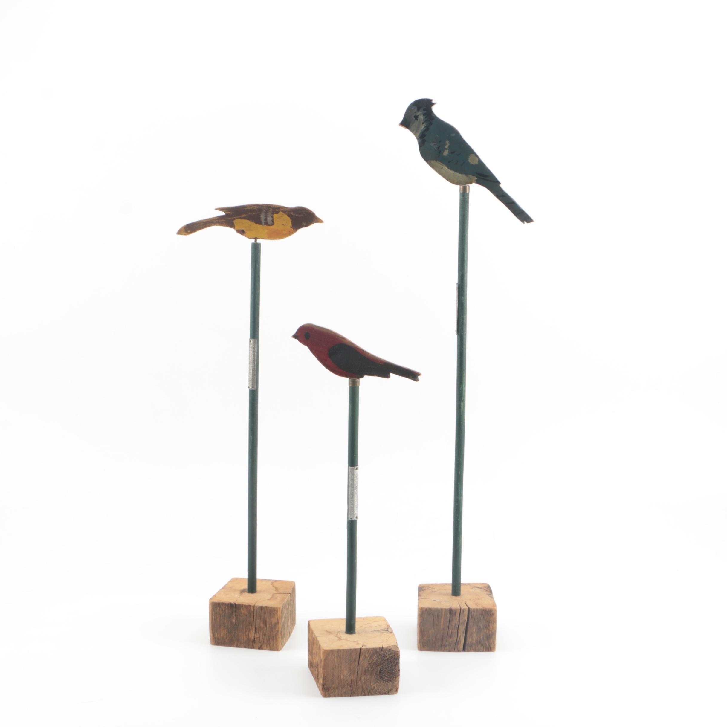 Joseph H. Dodson Outdoor Bird Decor