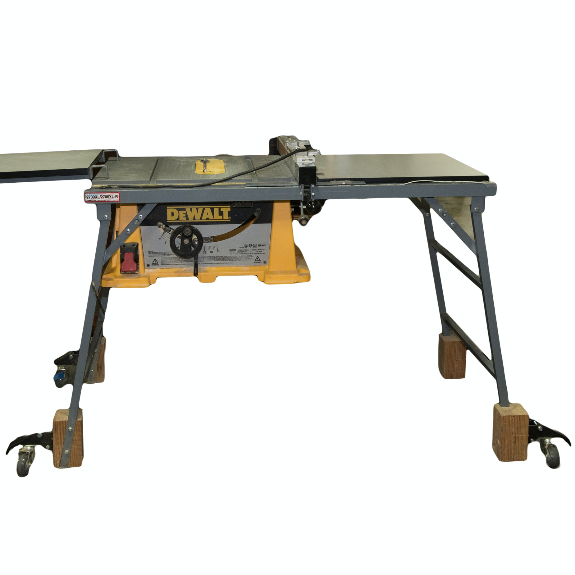 DeWalt Saw and Router Table