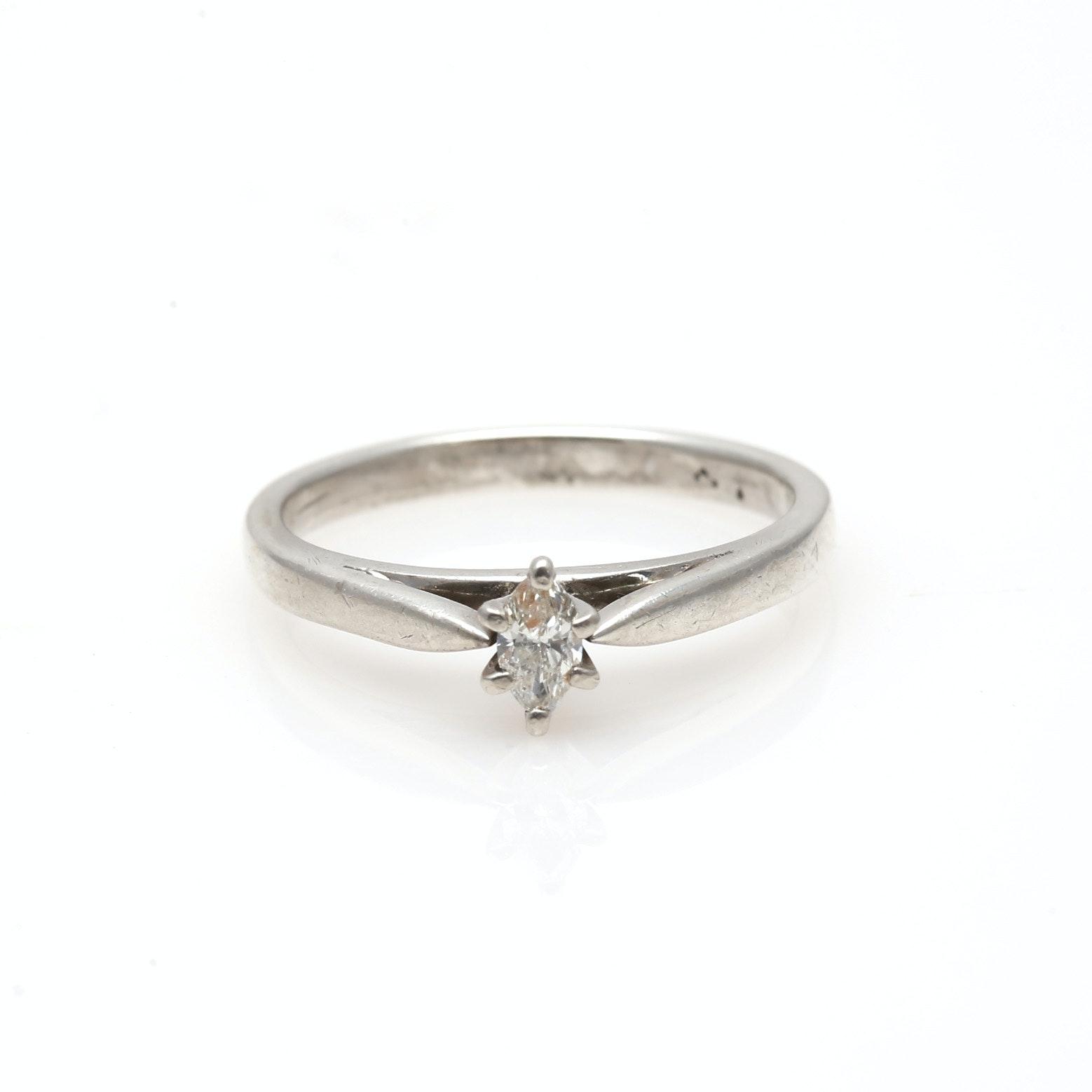 Platinaire Diamond Engagement Ring