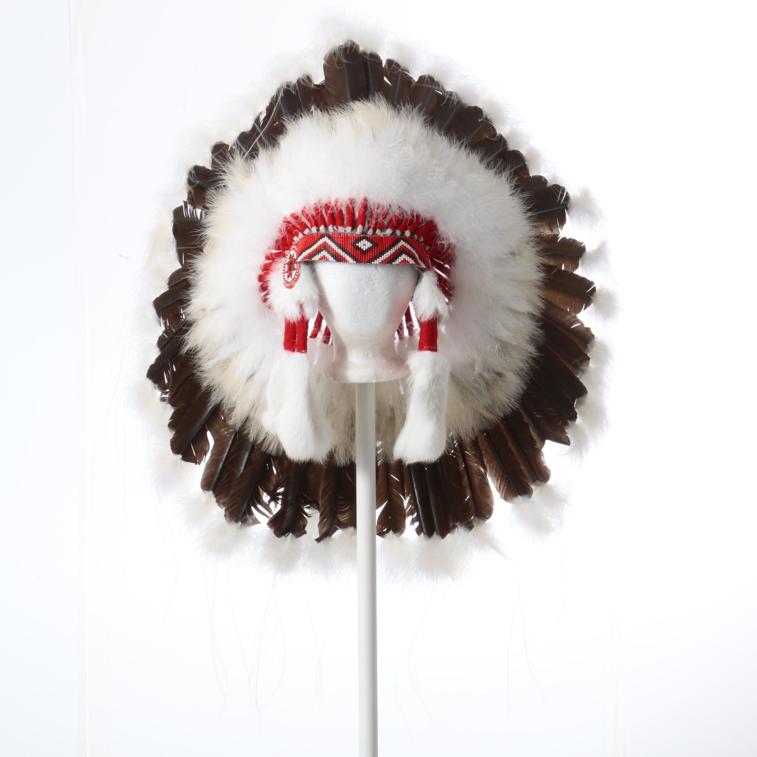 Lakota Style War Bonnet