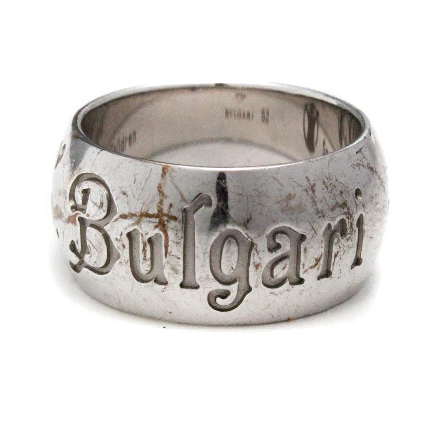 612489292980d Bulgari Sterling Silver