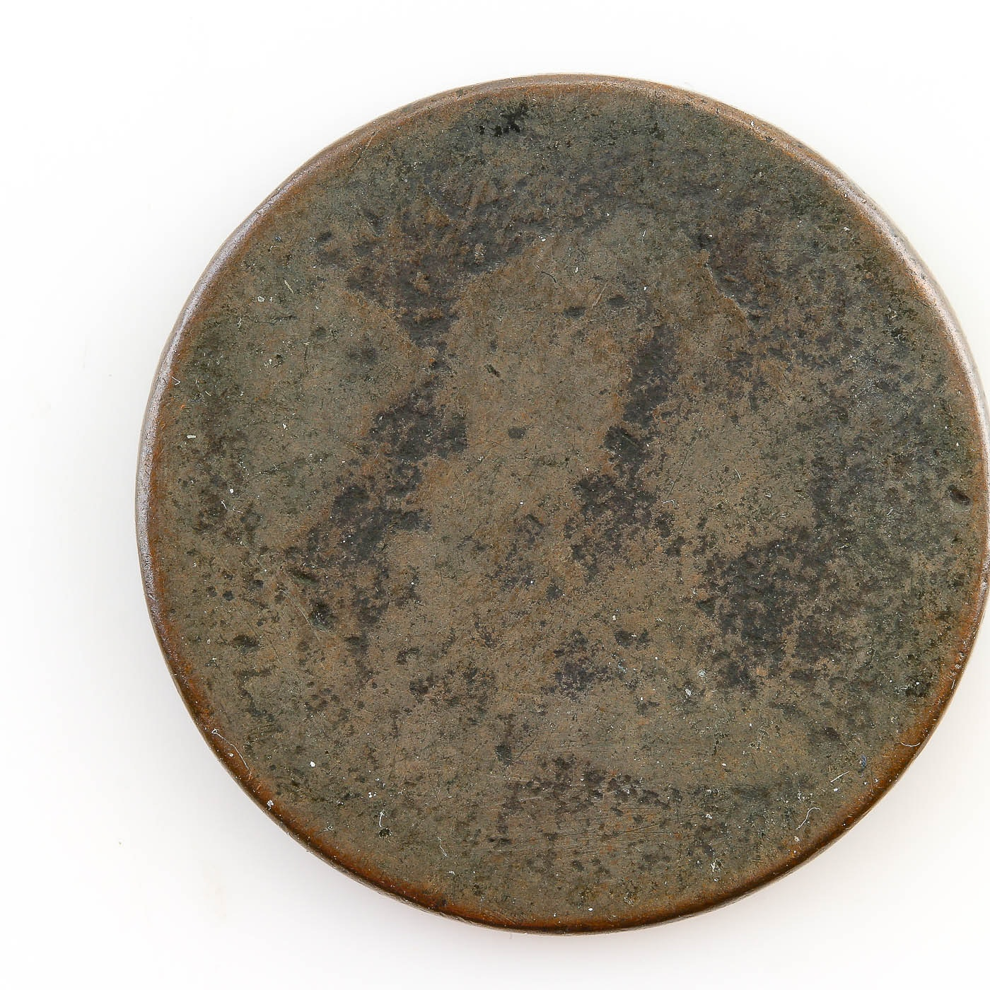 Very Low Mintage 1795 Liberty Cap Large Cent, Lettered Edge Variety