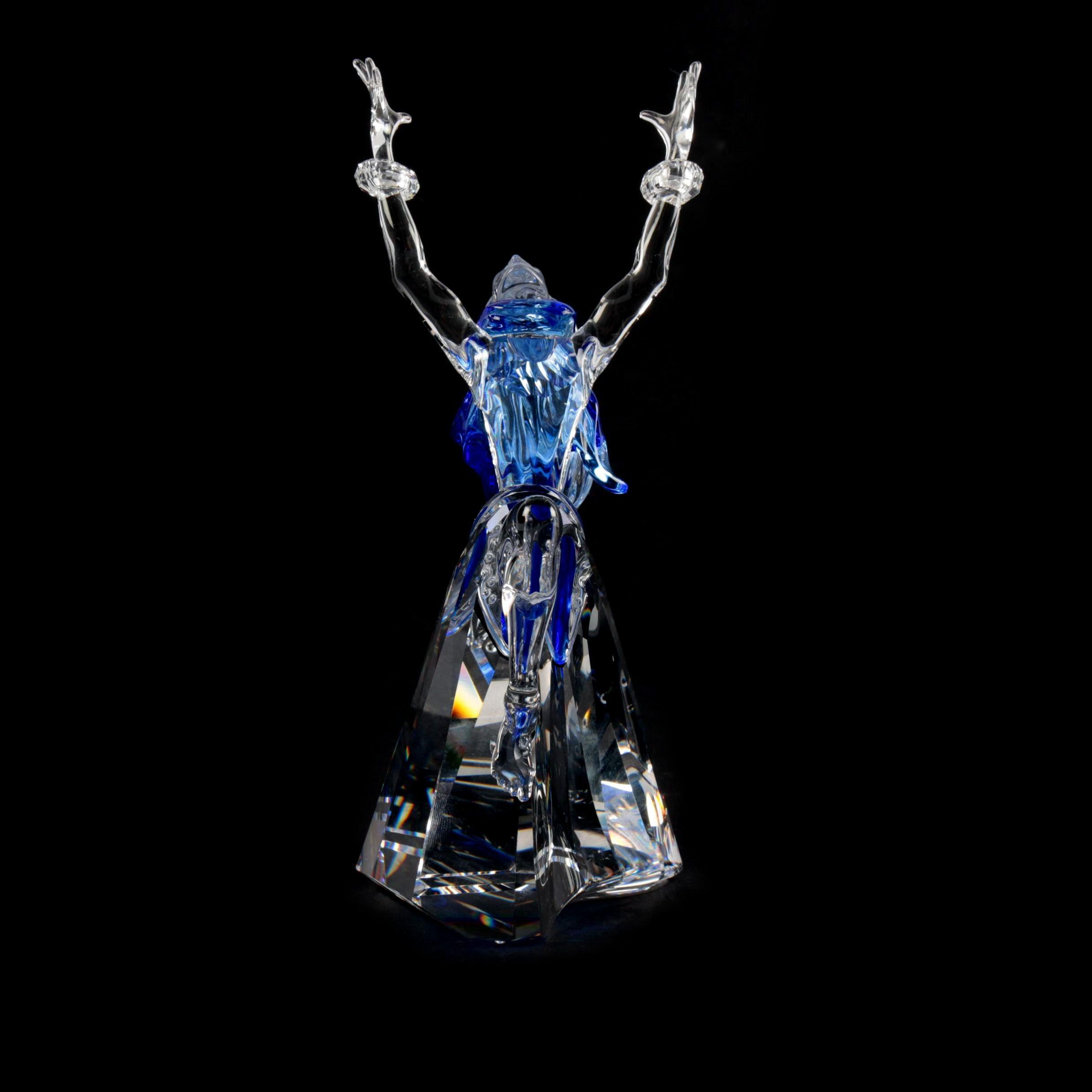 "Swarovski's Magic of Dance ""Isadora"" Crystal Figurine"