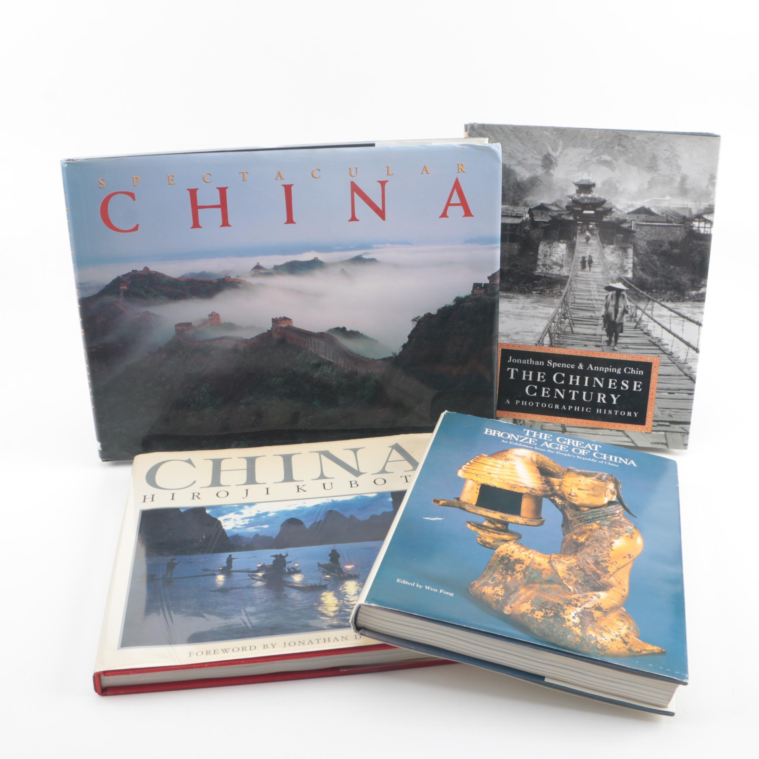 "Books on China including ""The Chinese Century"""