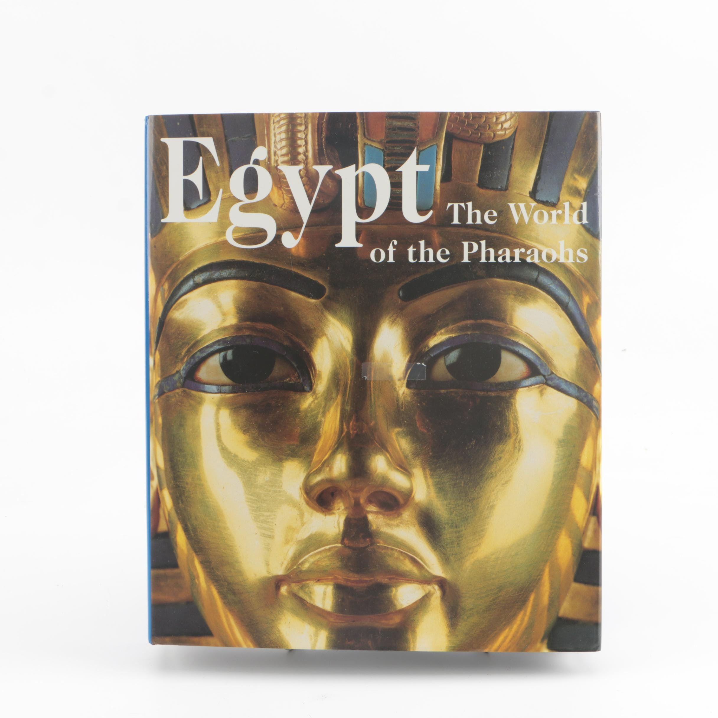 "1998 ""Egypt: The World of the Pharaohs"""