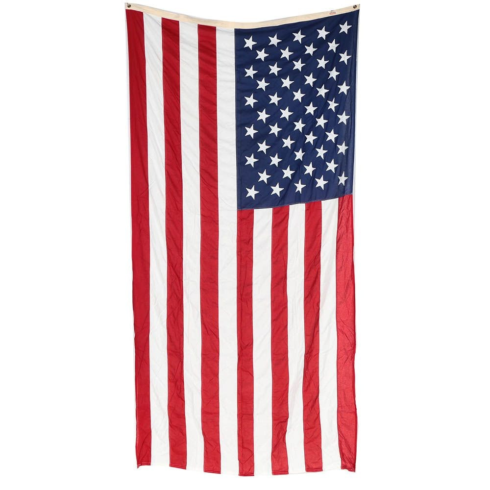 Valley Forge Best Cloth American Flag