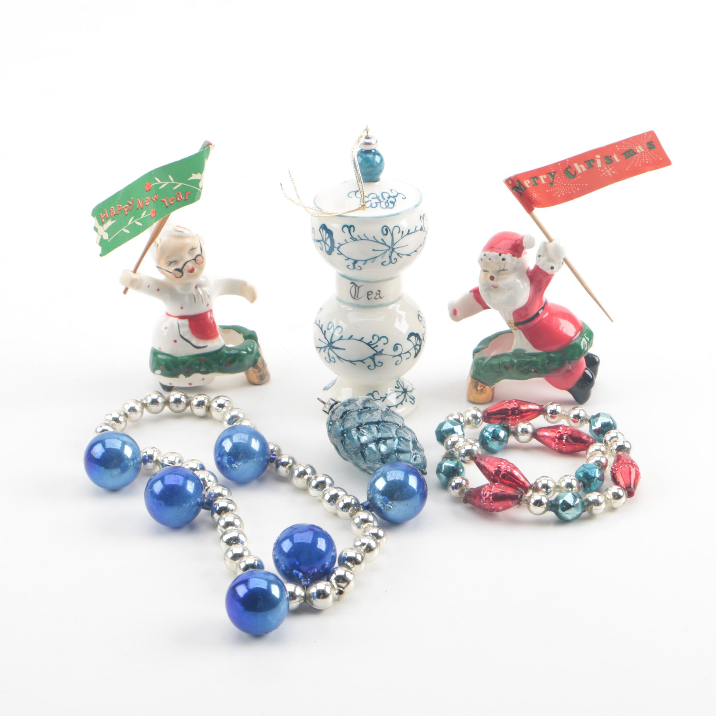 Holiday Ornaments and Decorations