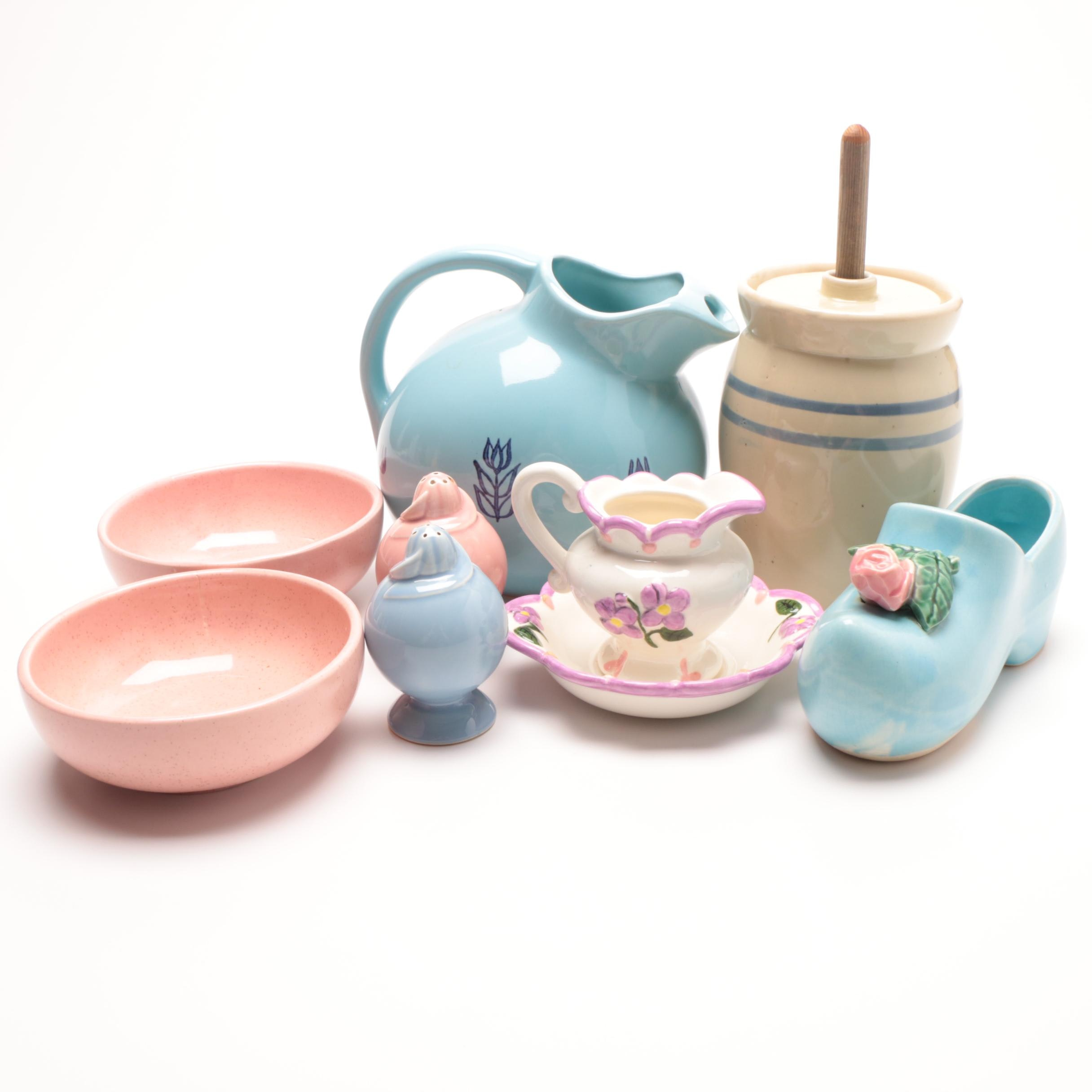 McCoy and Other Vintage Pottery