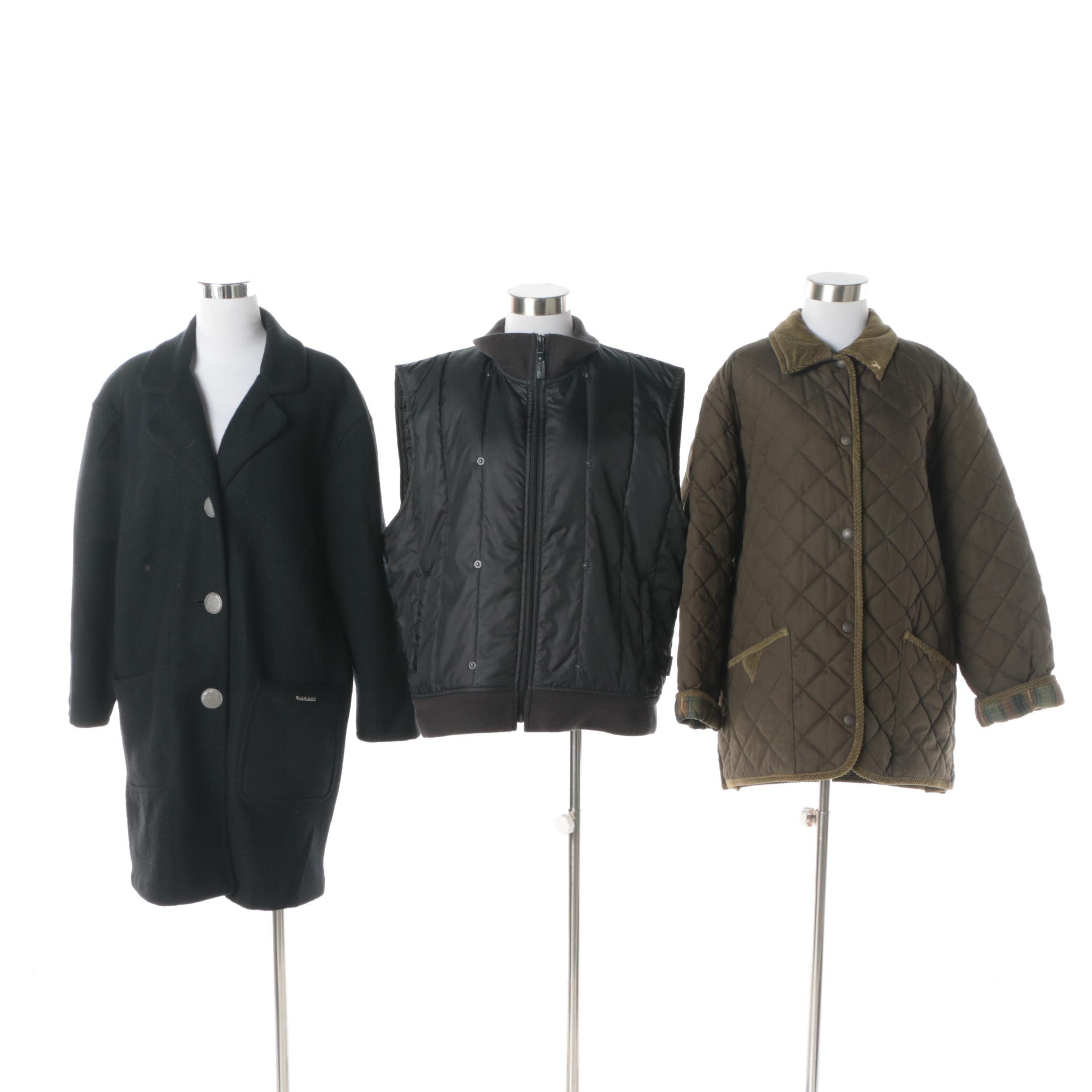 Women's John Partridge, Geiger and Polo by Ralph Lauren Outerwear