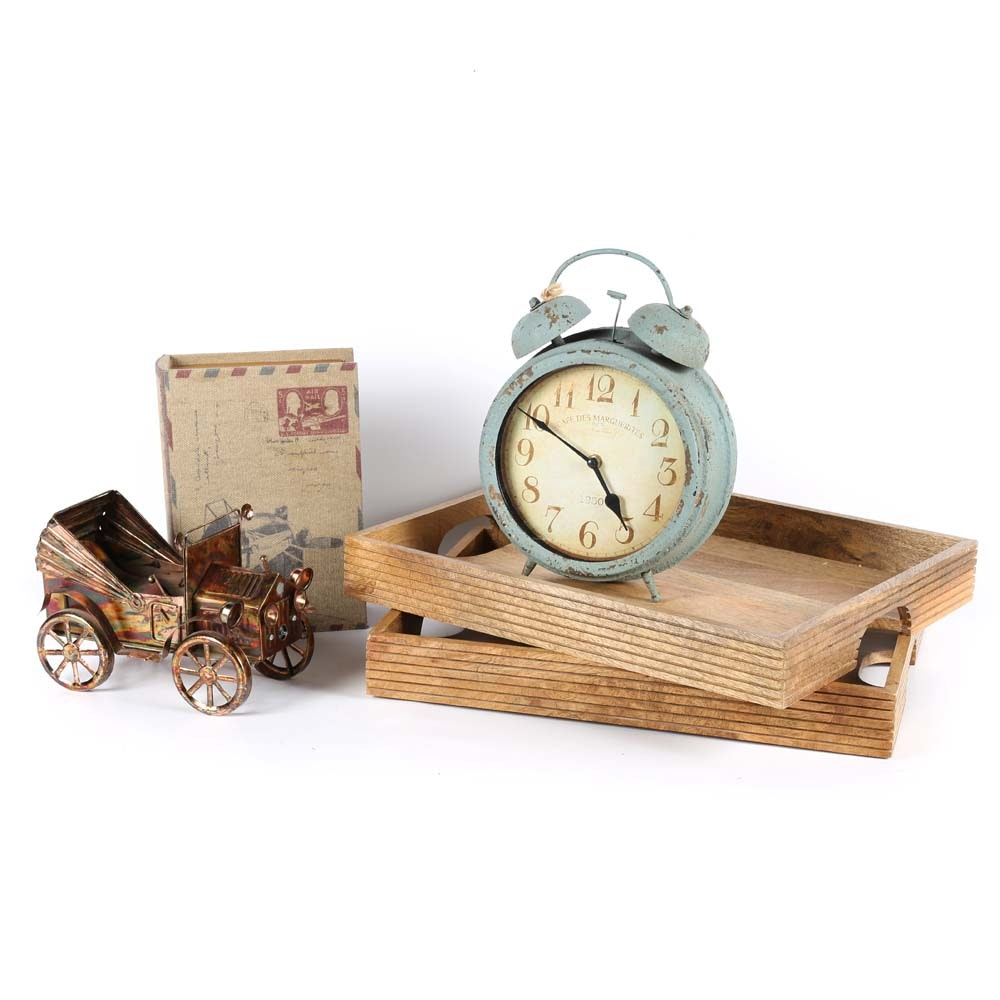Rustic Home Decor Collection