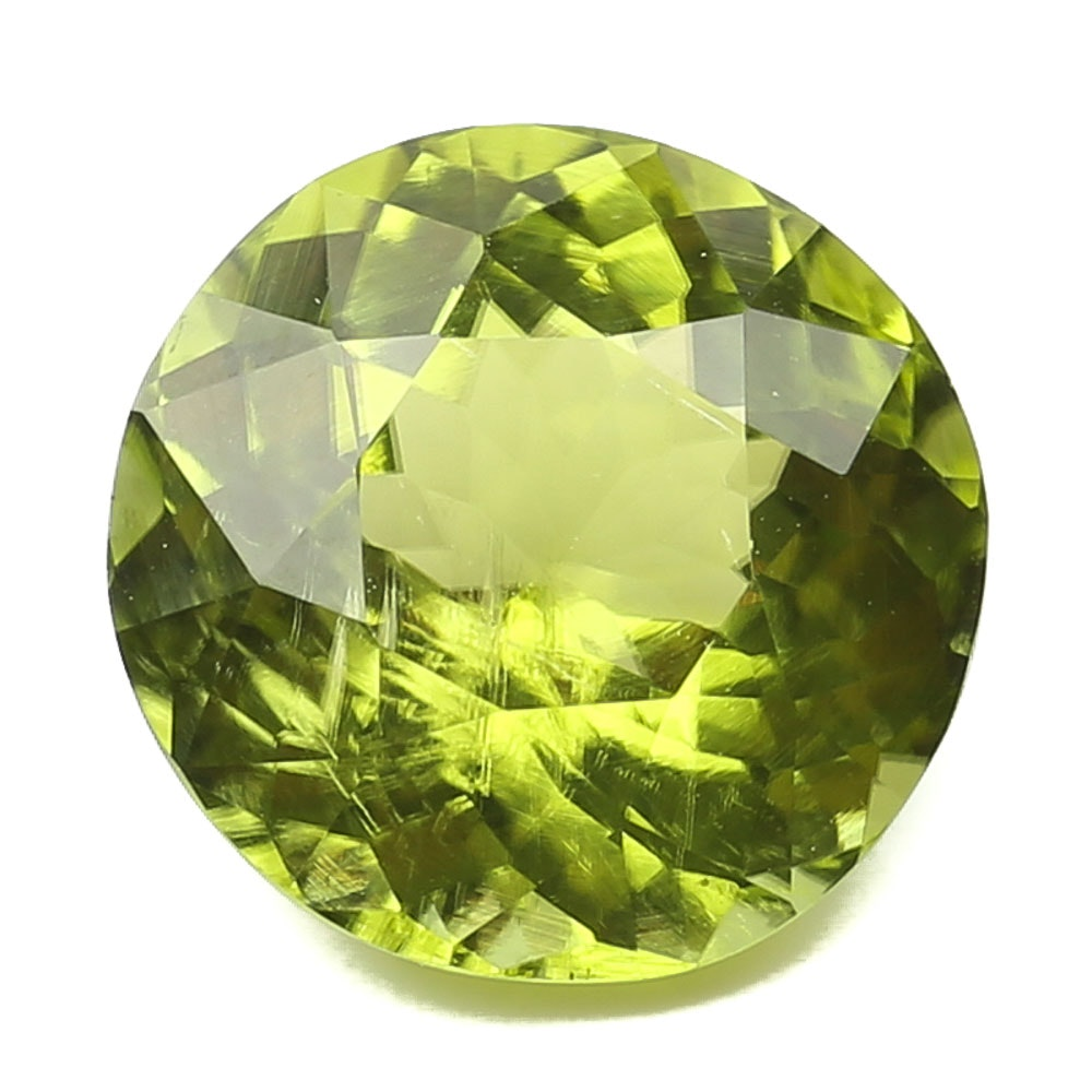 Loose 3.75 CT Peridot Gemstone