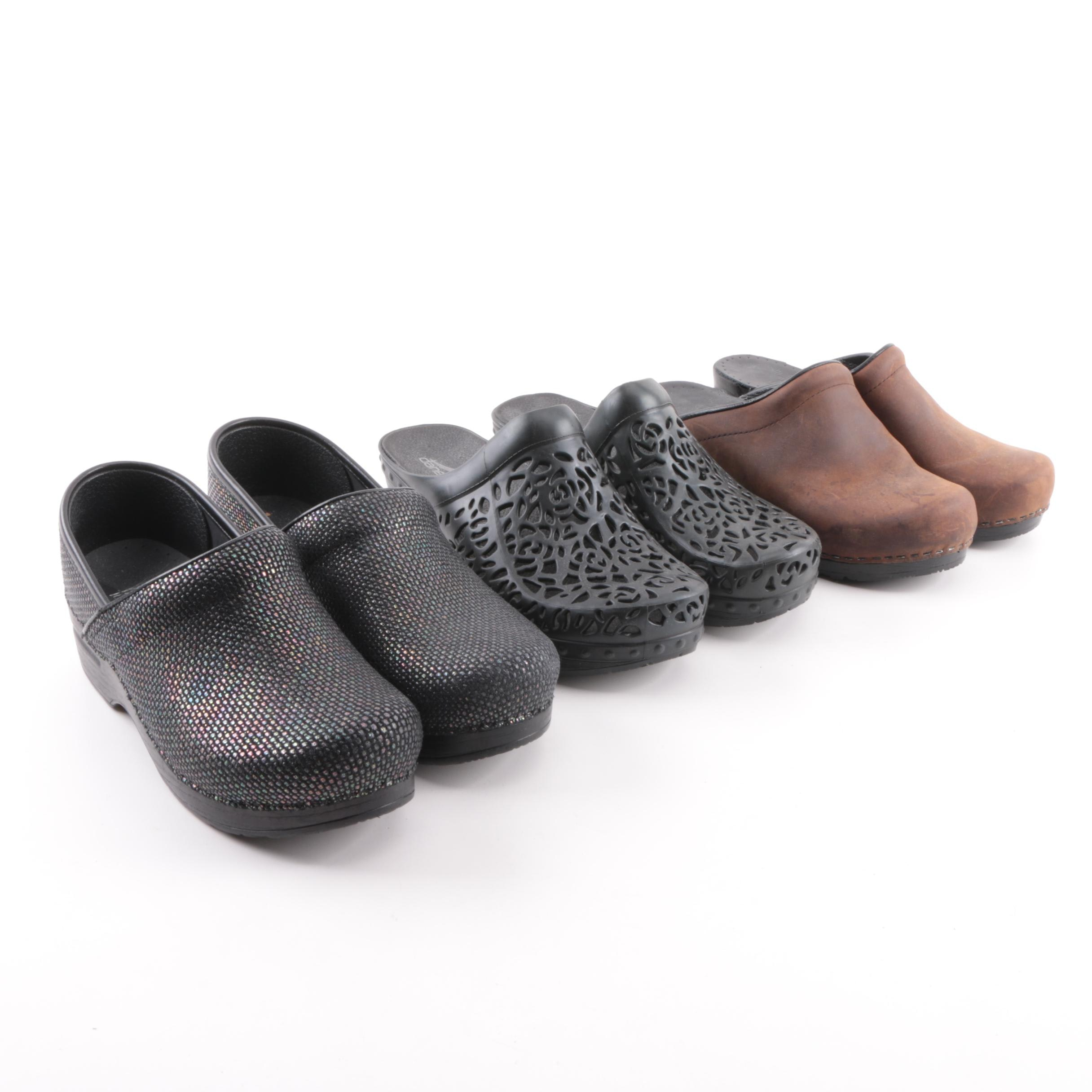 Women's Dansko Clogs