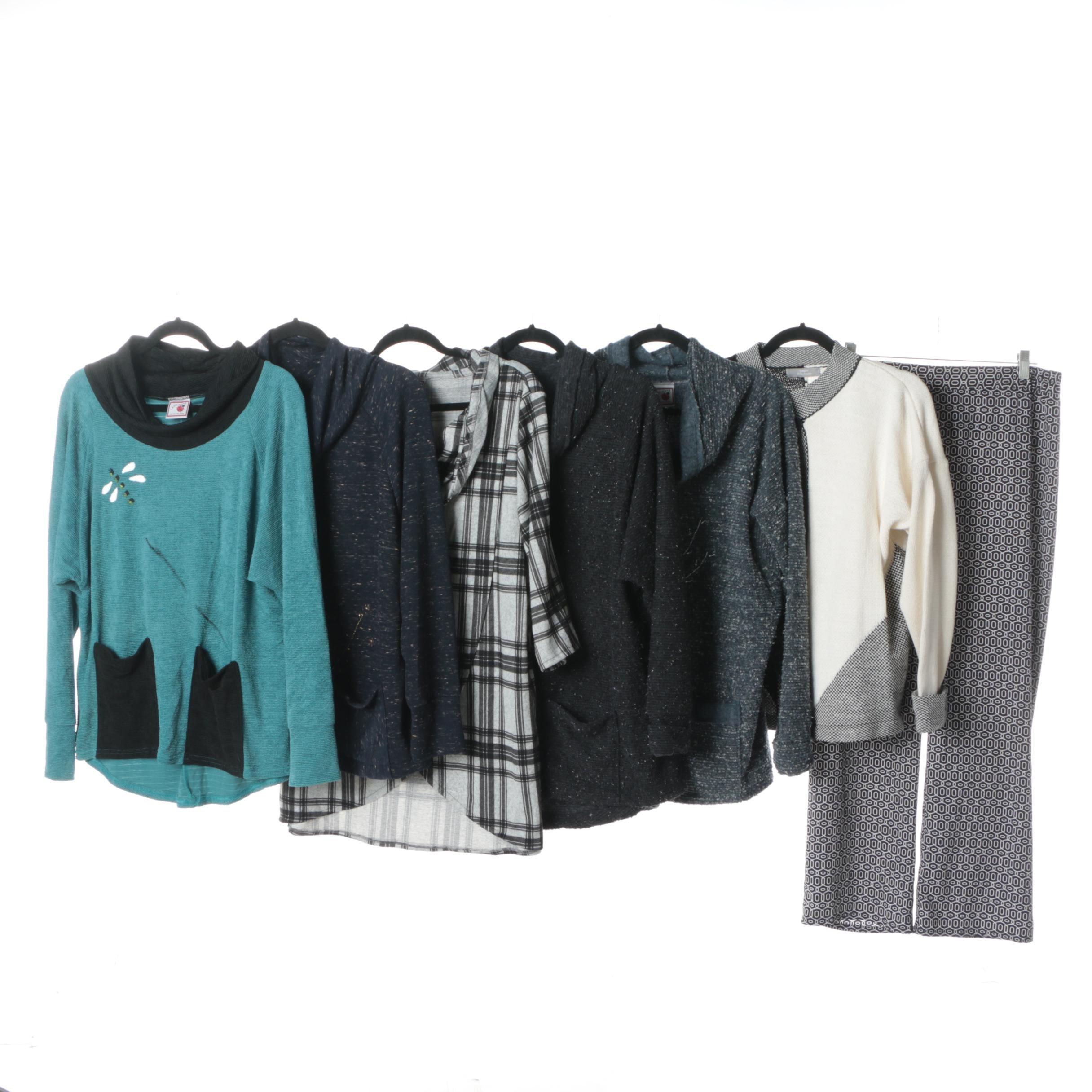 Women's Clothing Separates Including Lady Jane