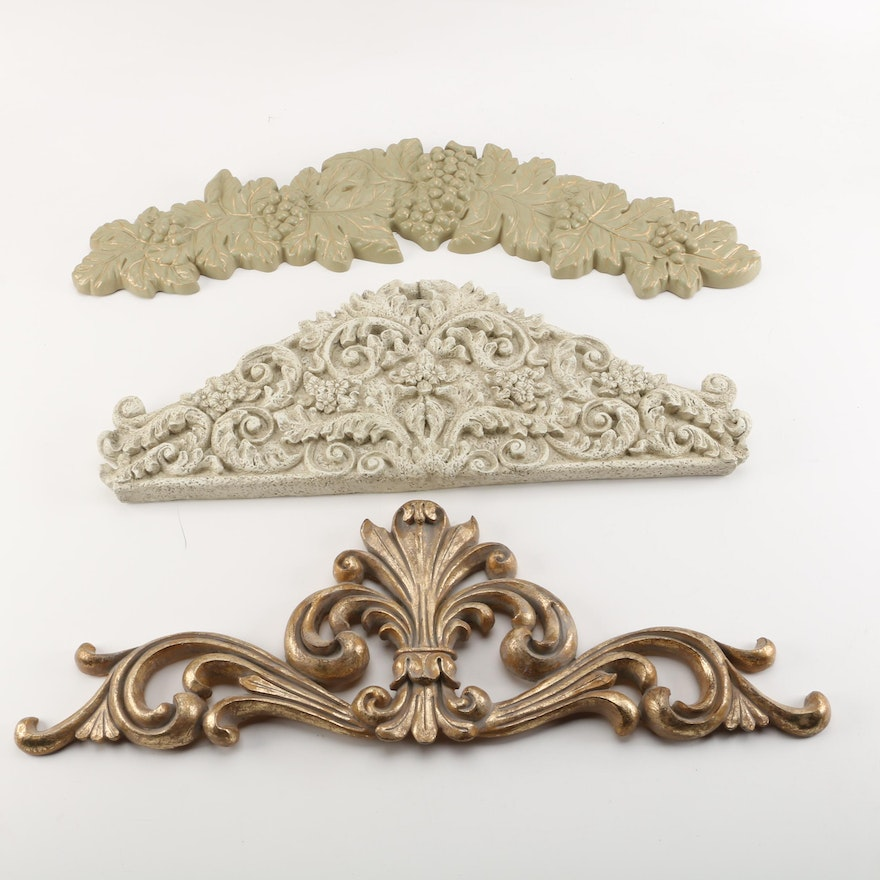 Architectural Reproduction Wall Decor Pieces : EBTH