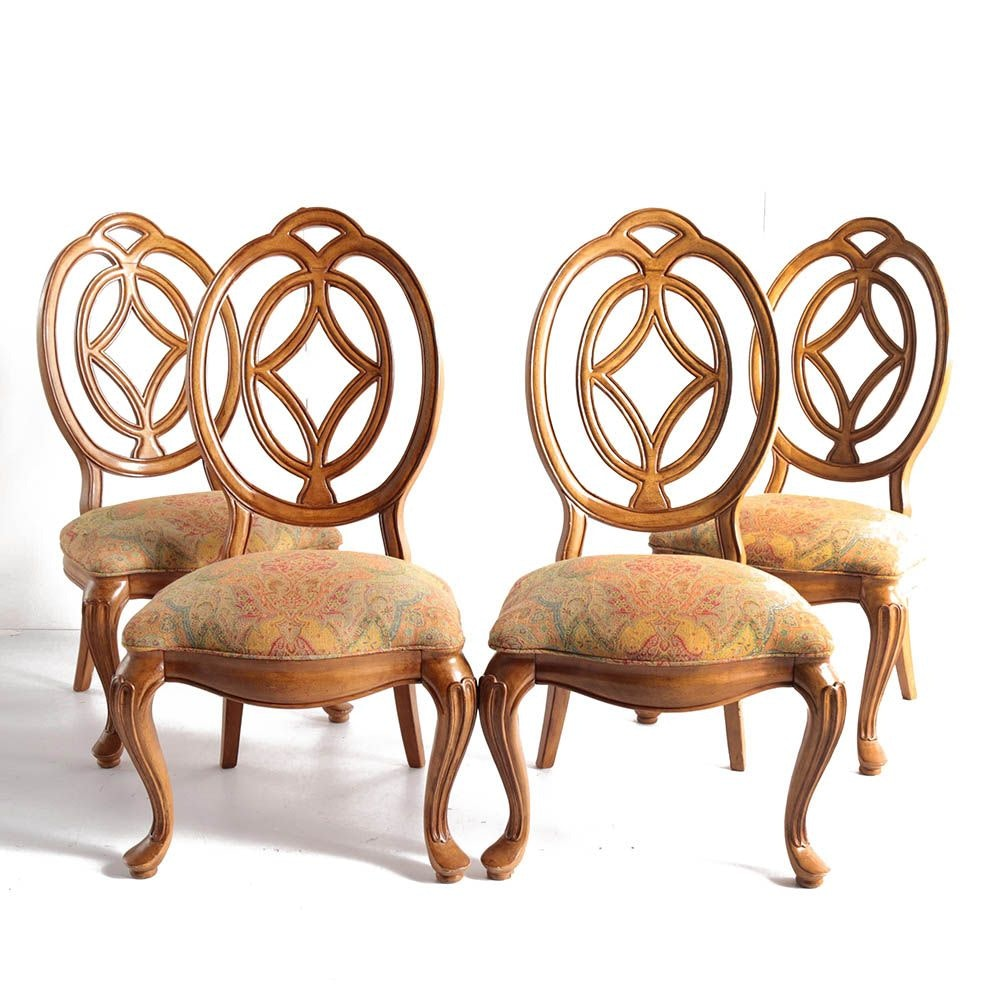 Contemporary Upholstered Side Chairs by Furniture Brands