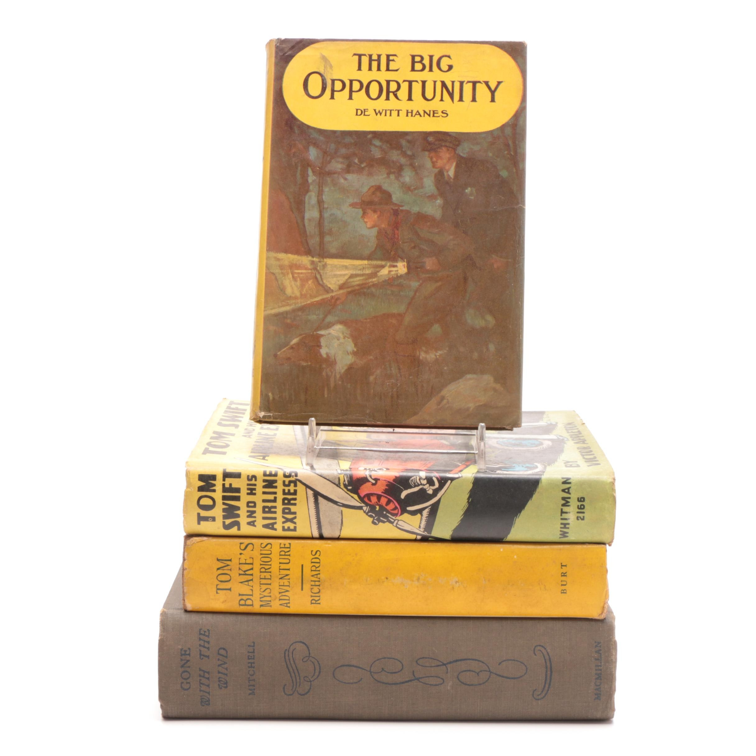 """Gone with the Wind"" and Adventure Books"