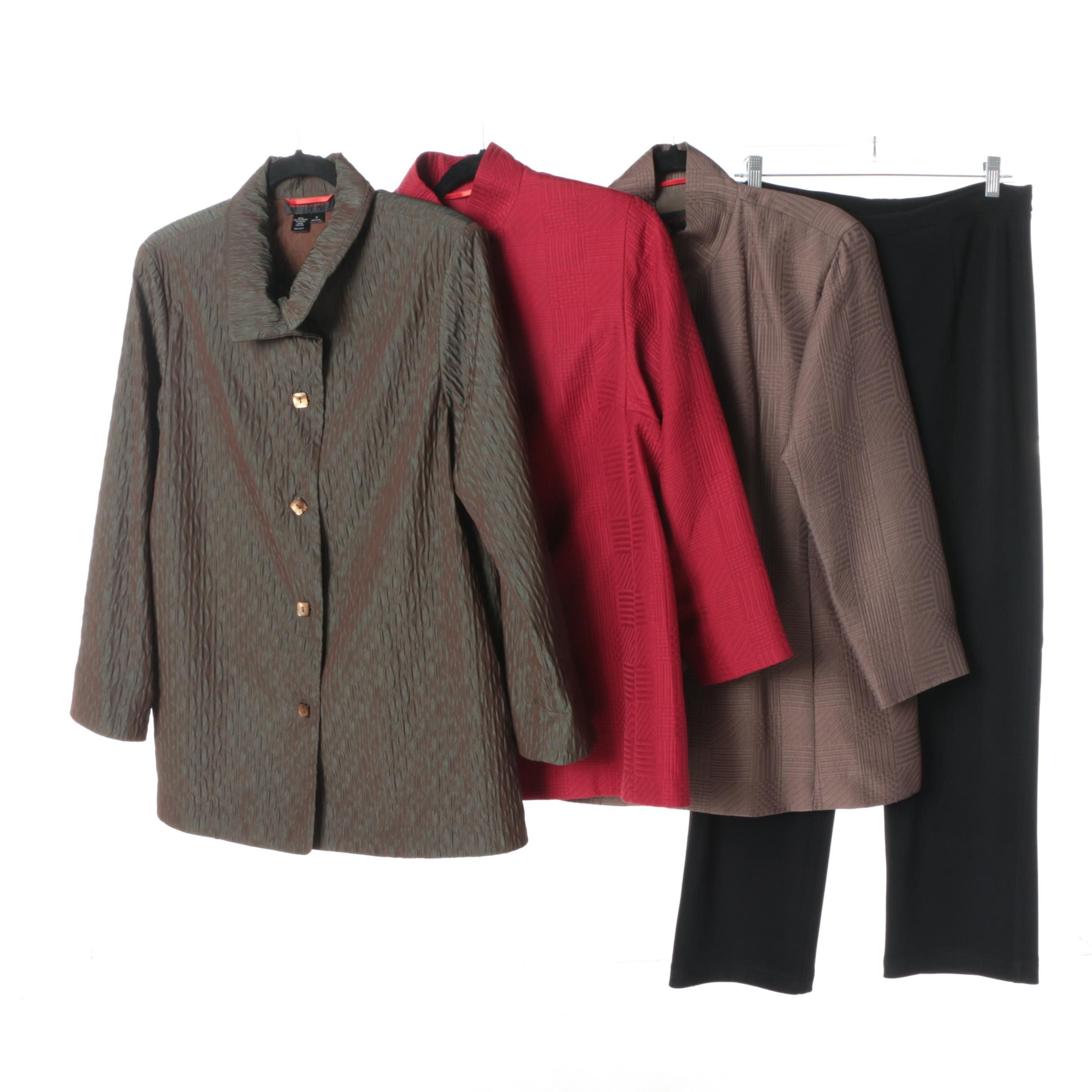 Women's Nina McLemore Jackets and Private Edition Pants