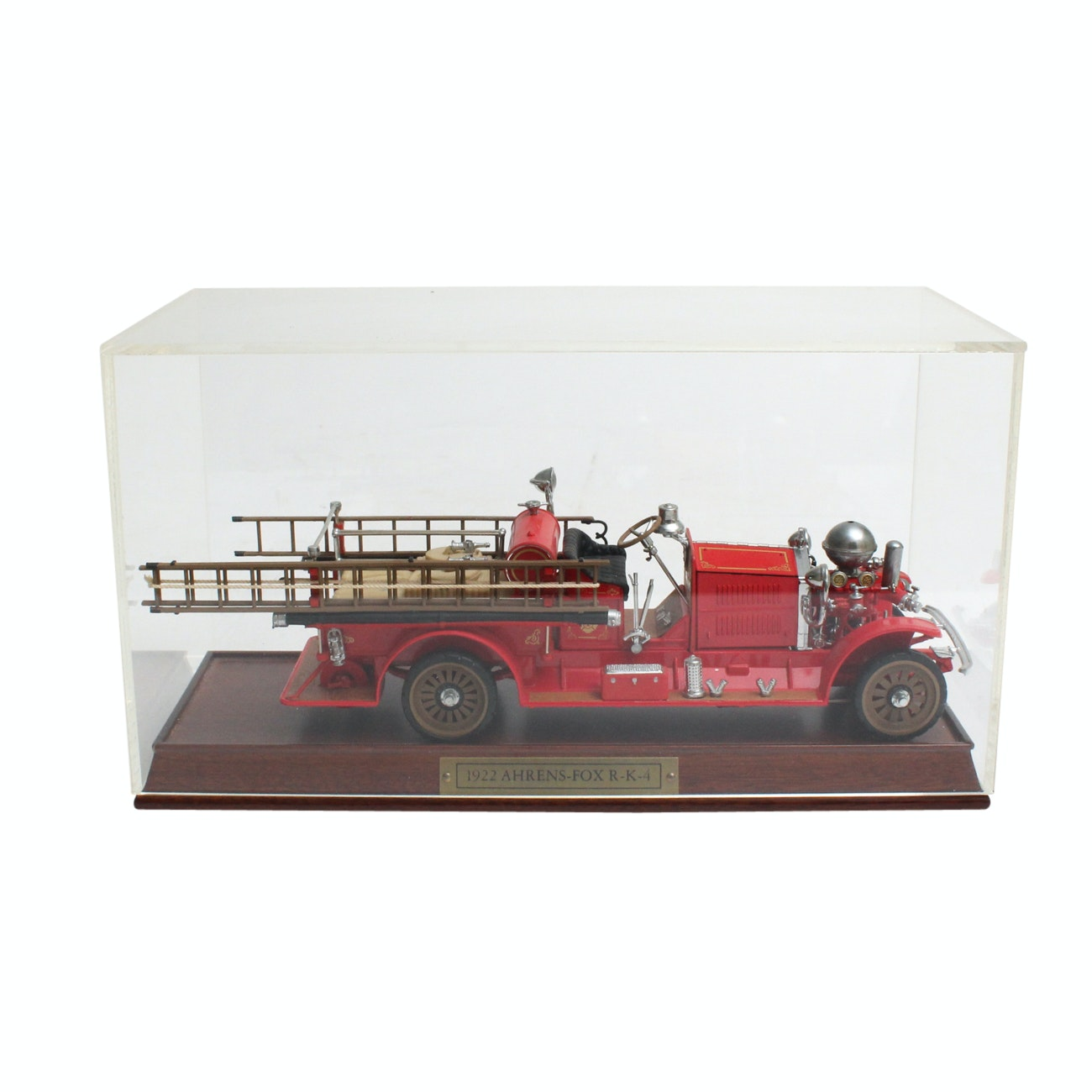 Franklin Mint 1922 Ahrens-Fox R-K-4 Fire Truck