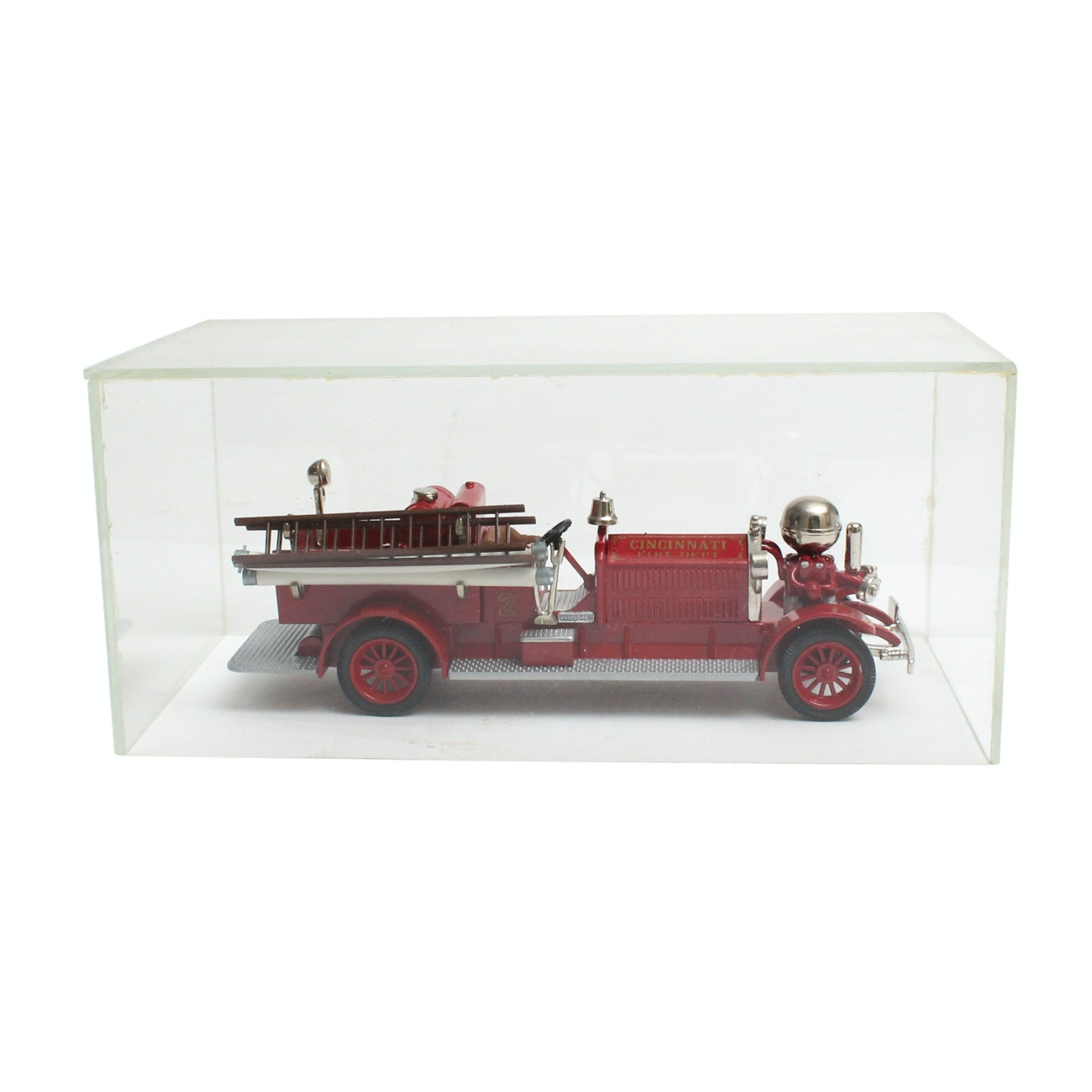 "Ashton Models Ahrens-Fox 1921 ""Cincinnati"" Fire Truck Model J"