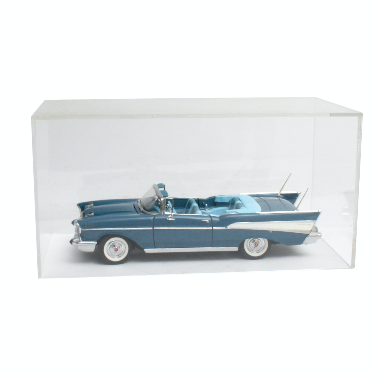 Danbury Mint Die Cast 1957 Chevrolet Bel Air