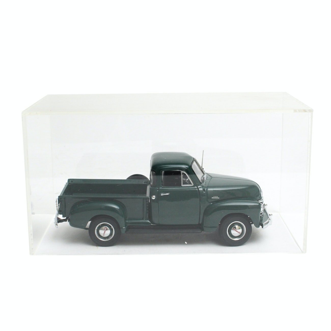 Danbury Mint Green Die-Cast 1953 Chevrolet Pickup Truck