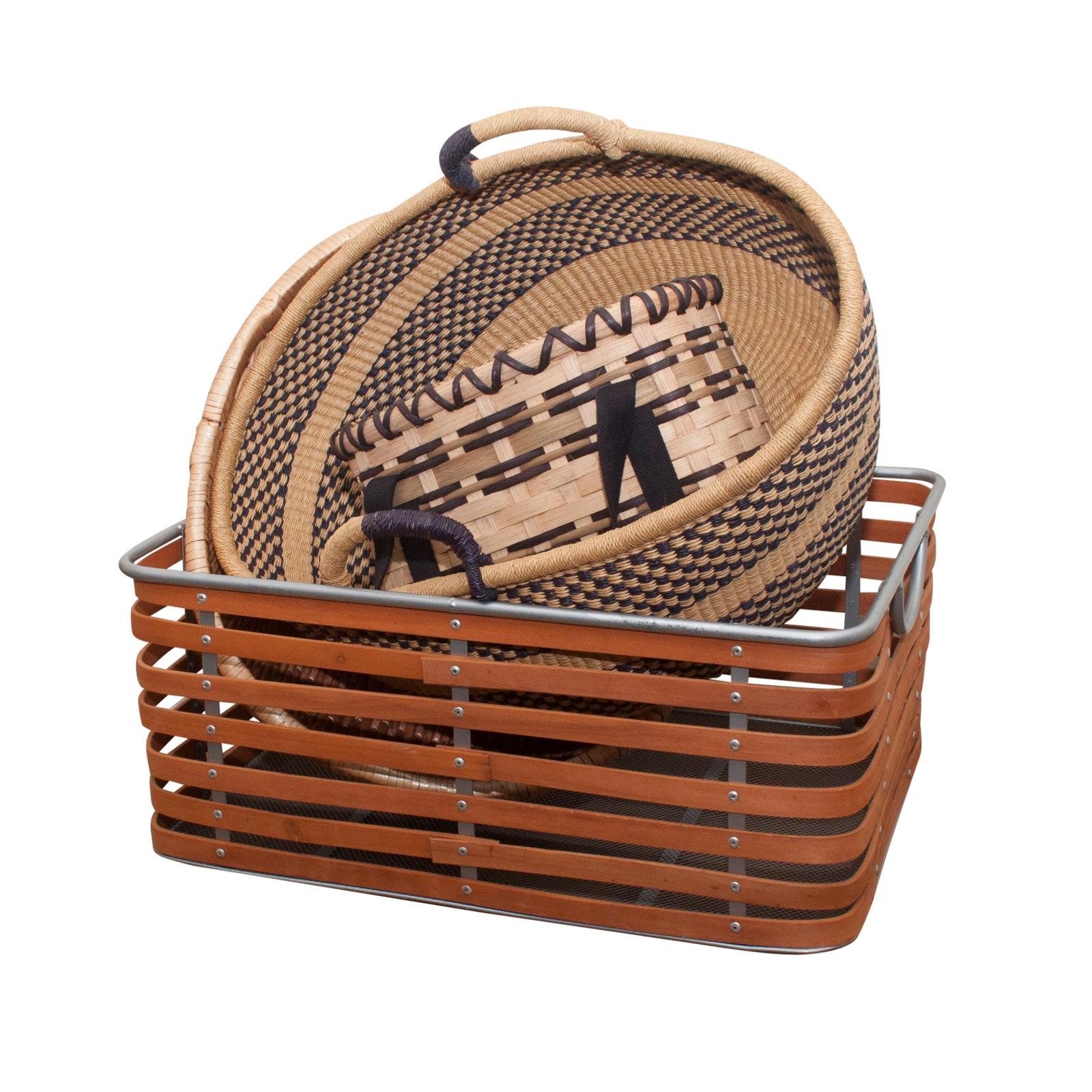 Woven Basket Group