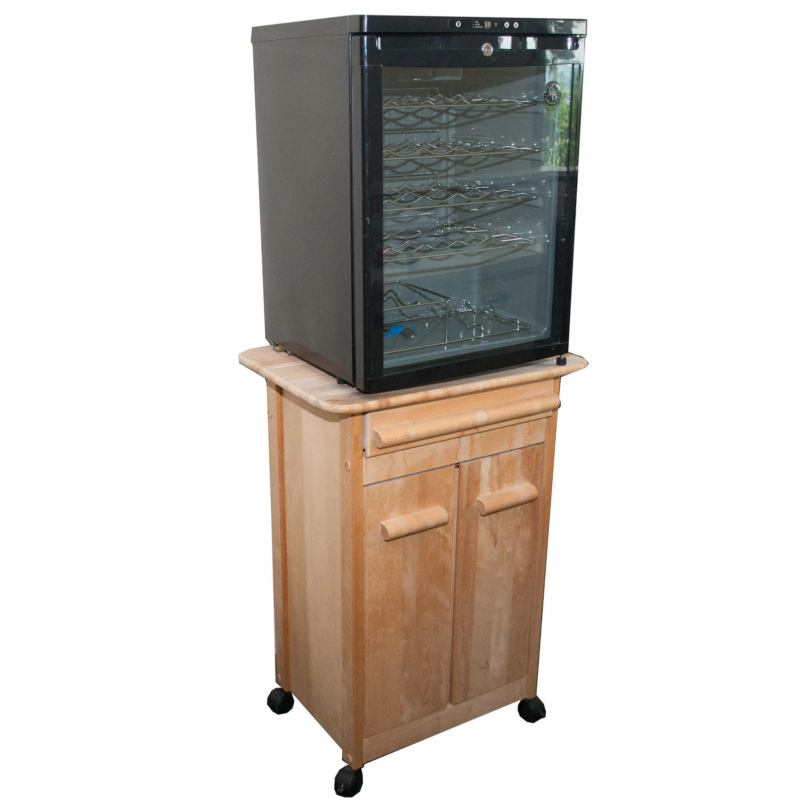 Lord Winston Wine Enthusiast Cooler and Stand