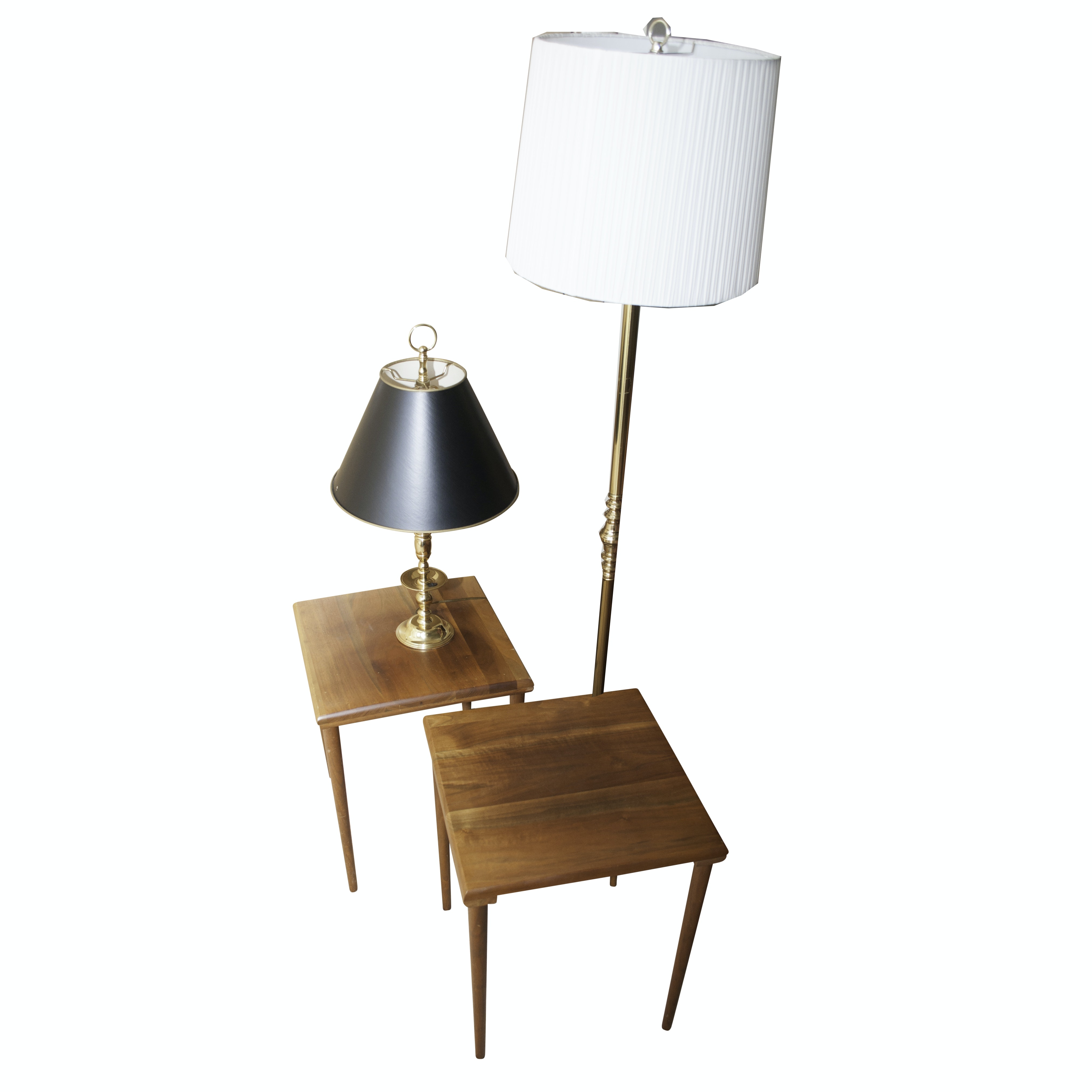 Lamp and Side Table Collection