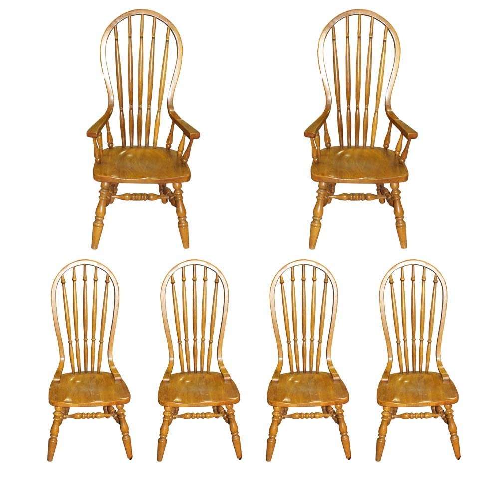 Thomasville Windsor Style Dining Chairs