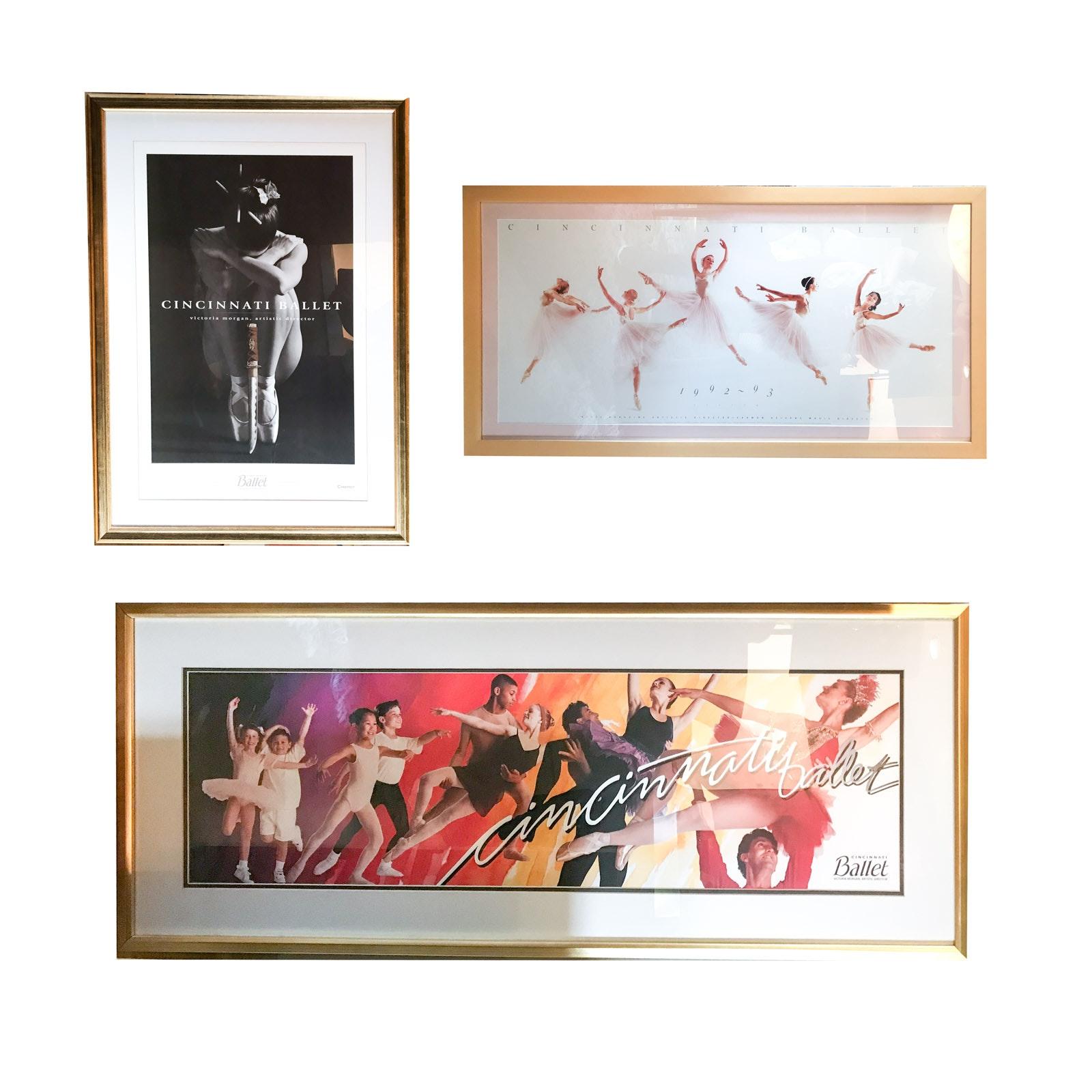 Cincinnati Ballet Posters