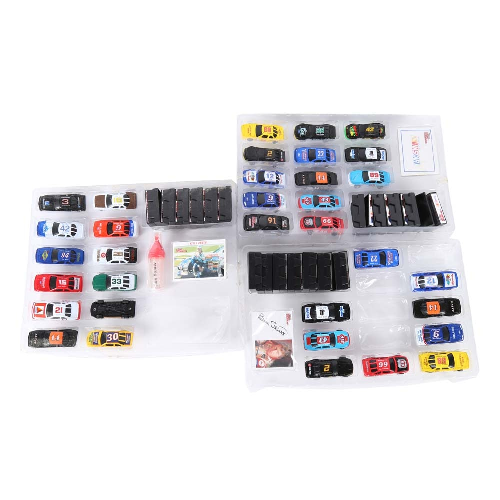 Nascar Matchbox Collections