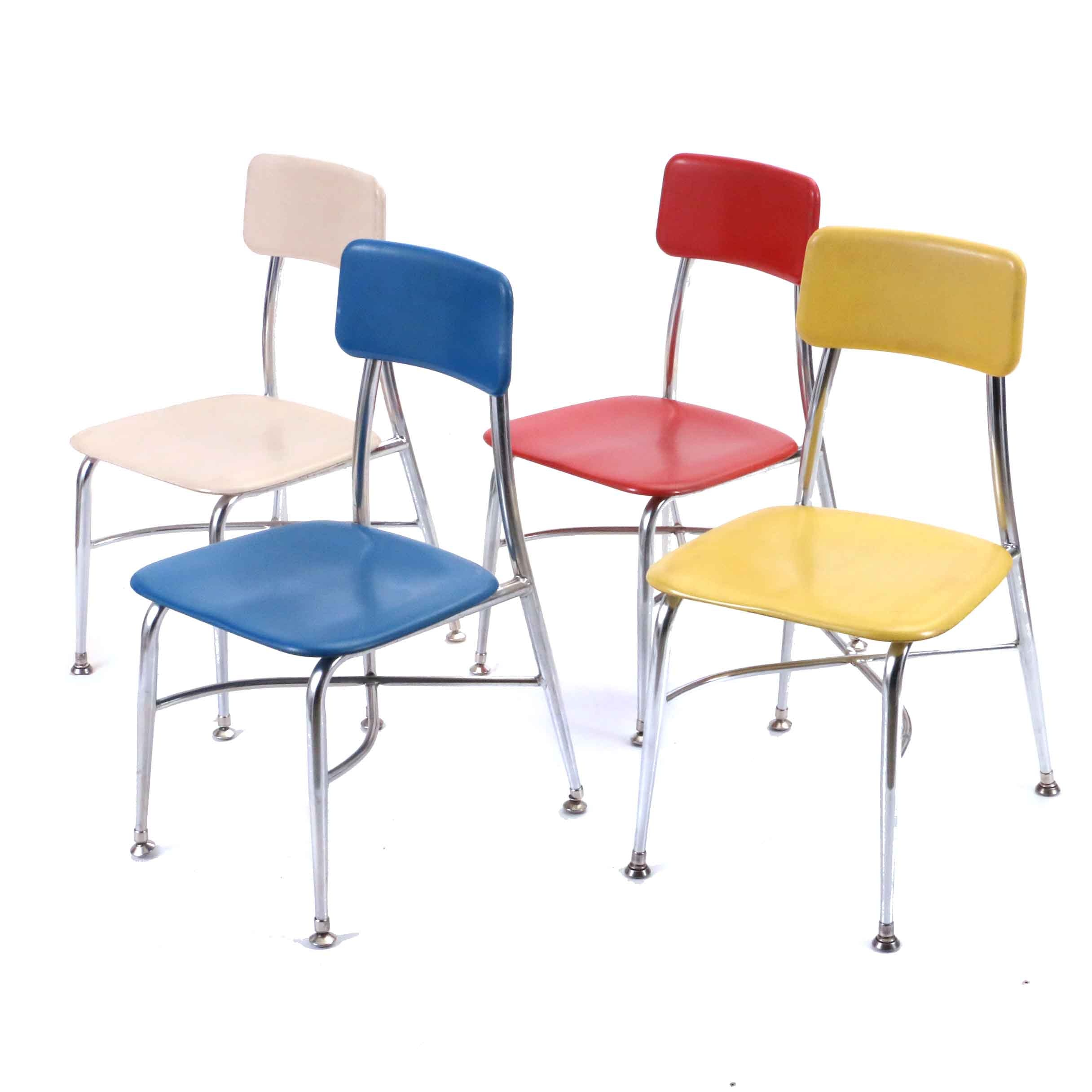 Heywood Wakefield School Chairs ...