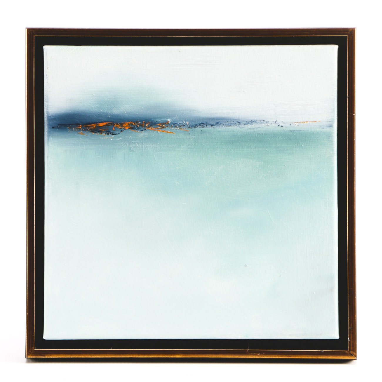 "Sarah Brown Oil Painting ""Morning Mist"""