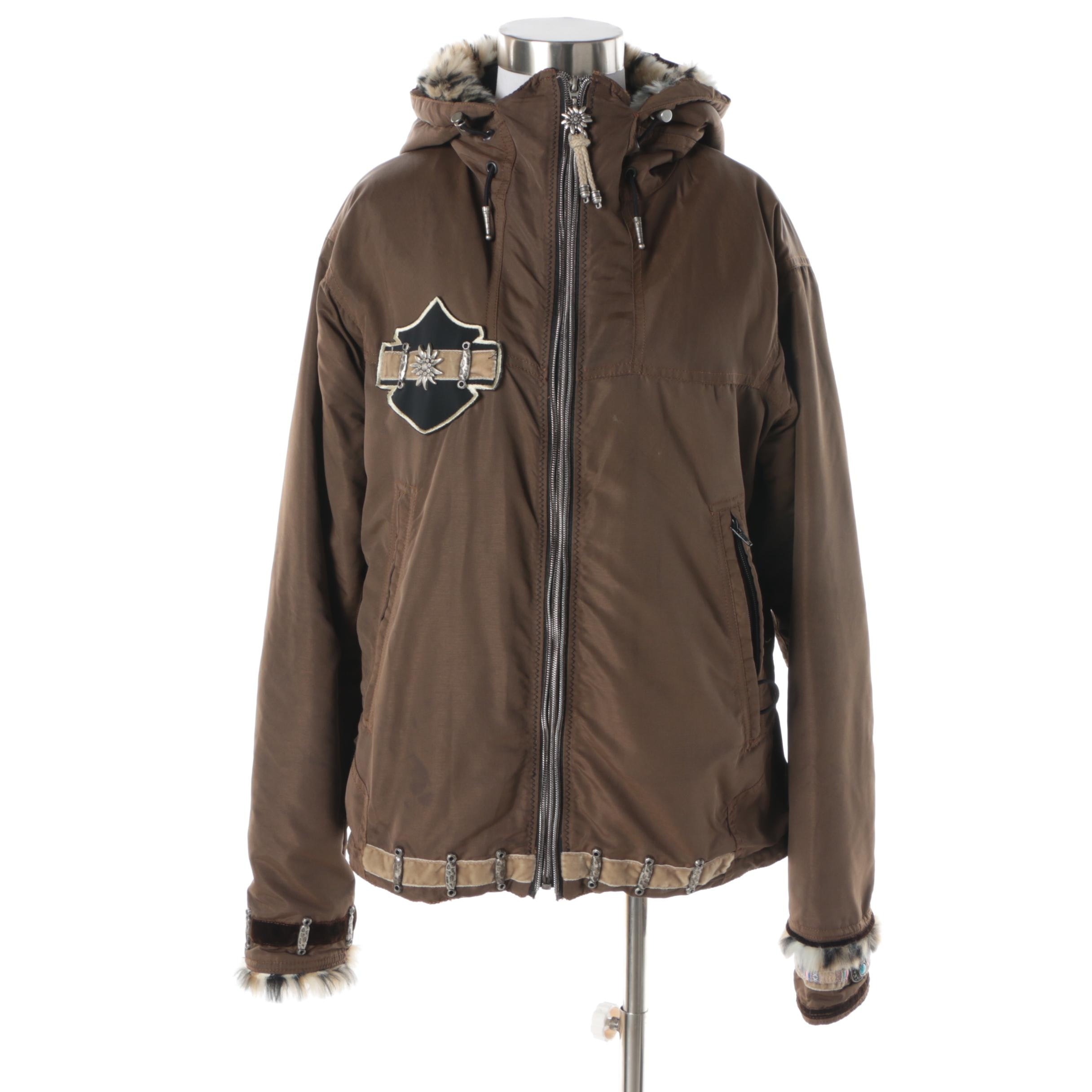 Women's Hell Is For Heroes Parka Jacket